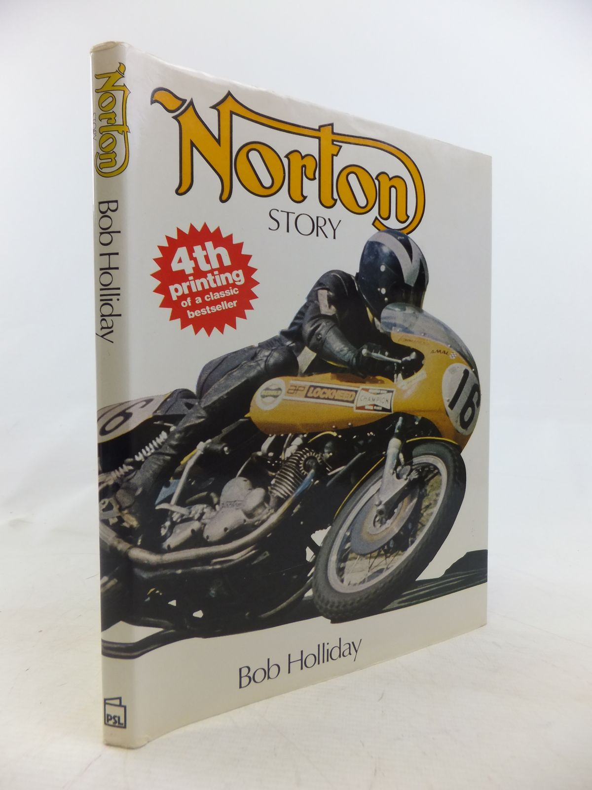 Photo of NORTON STORY written by Holliday, Bob published by Patrick Stephens (STOCK CODE: 1809720)  for sale by Stella & Rose's Books