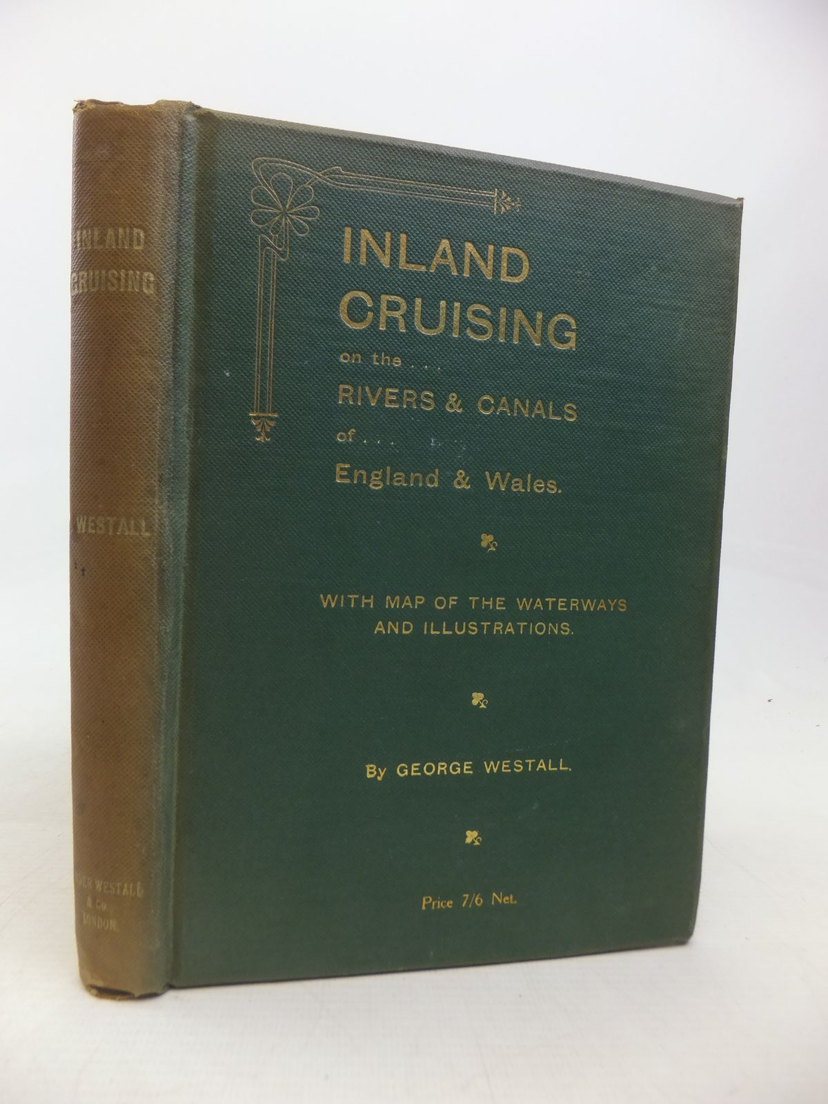 Photo of INLAND CRUISING ON THE RIVERS AND CANALS OF ENGLAND AND WALES written by Westall, George published by Lander Westall & Co. (STOCK CODE: 1809778)  for sale by Stella & Rose's Books