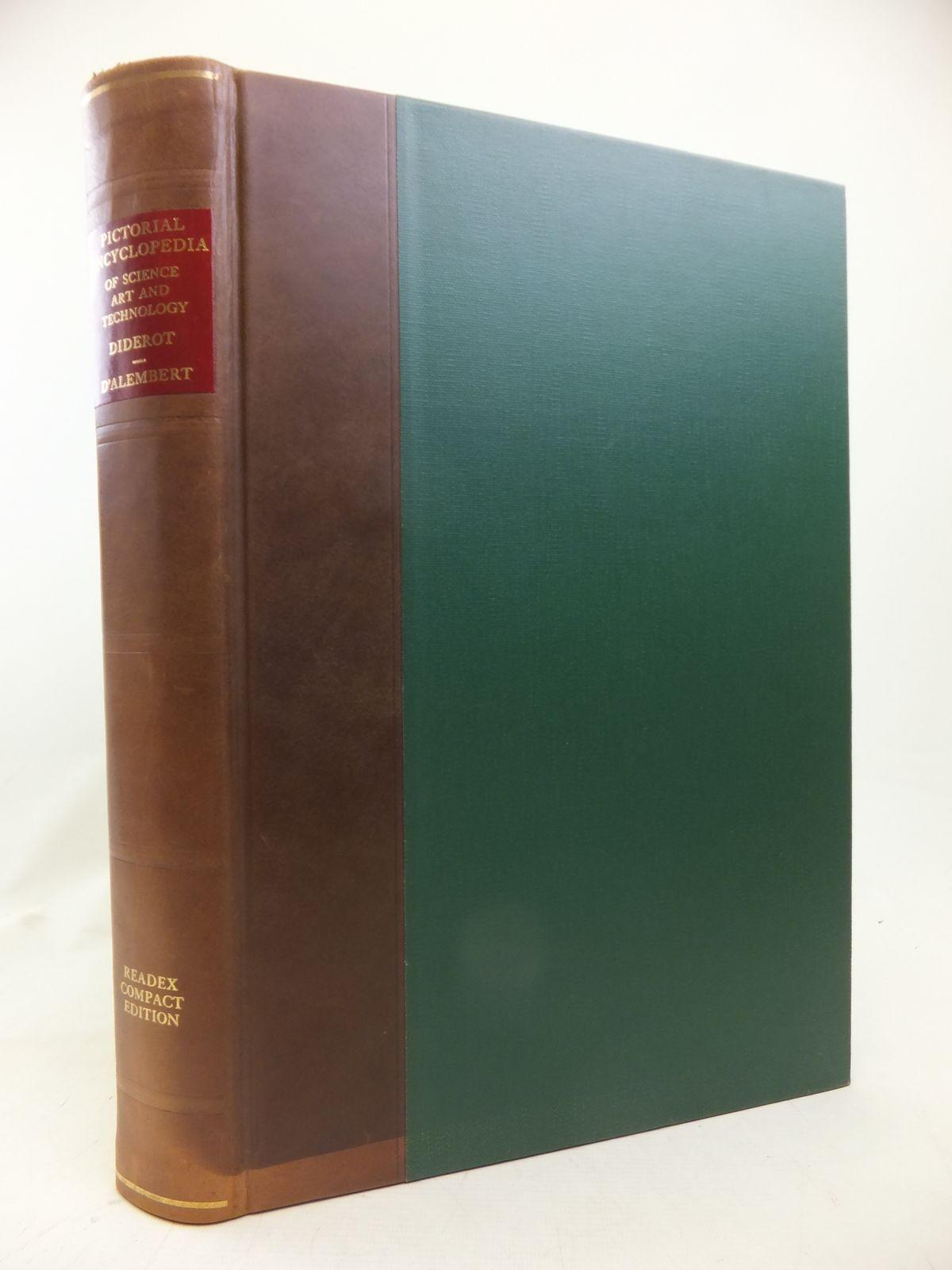 Photo of COMPACT EDITION: RECUEIL DE PLANCHES, SUR LES SCIENCES, LES ARTS LIBERAUX, ET LES ARTS MECHANIQUES, AVEC LEUR EXPLICATION TOMES XVIII-XXVIII, SUITE published by Readex Microprint Corporation (STOCK CODE: 1809816)  for sale by Stella & Rose's Books