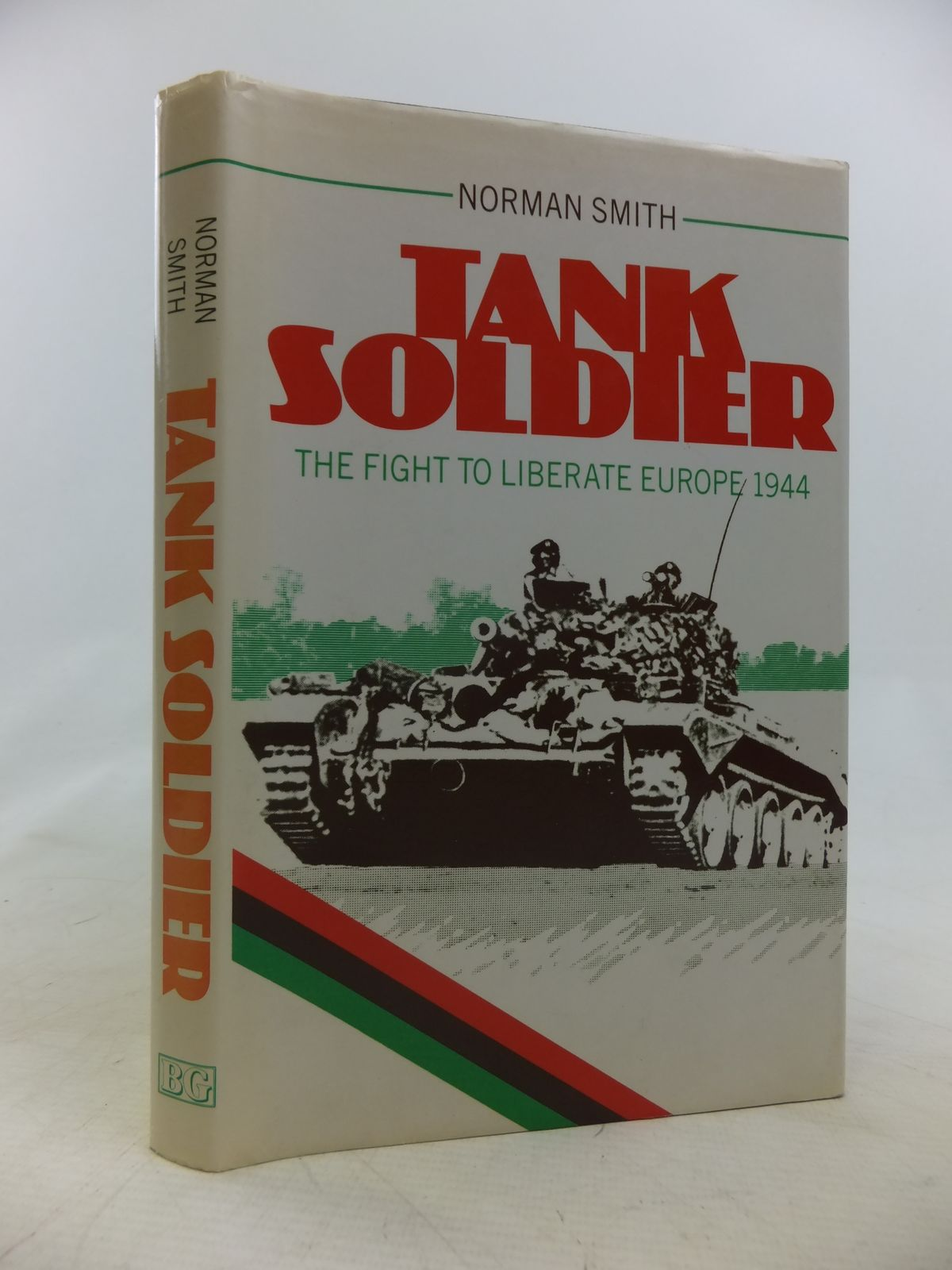 Photo of TANK SOLDIER written by Smith, Norman S. published by The Book Guild Ltd. (STOCK CODE: 1809897)  for sale by Stella & Rose's Books