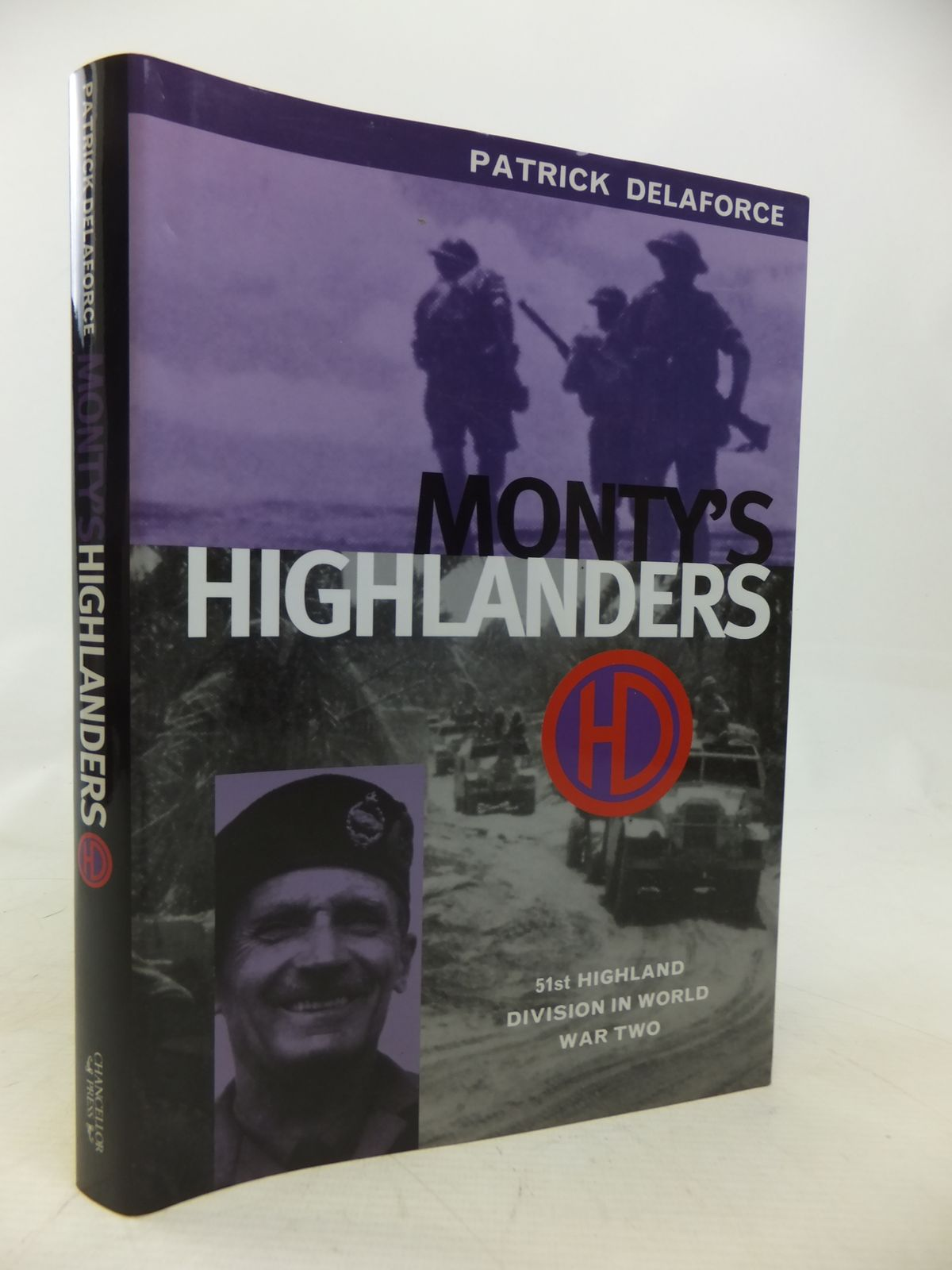 Photo of MONTY'S HIGHLANDERS written by Delaforce, Patrick published by Chancellor Press (STOCK CODE: 1809982)  for sale by Stella & Rose's Books