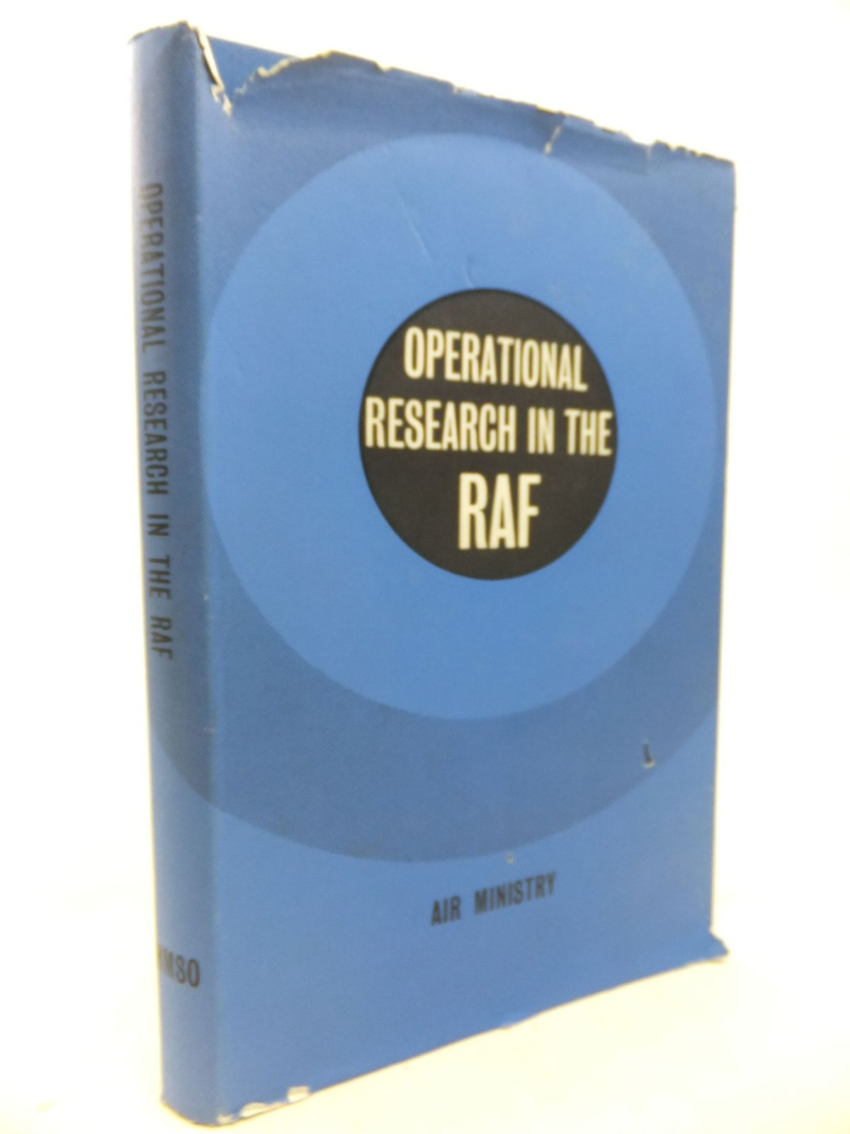 Photo of THE ORIGINS AND DEVELOPMENT OF OPERATIONAL RESEARCH IN THE ROYAL AIR FORCE published by Her Majesty's Stationery Office (STOCK CODE: 1810022)  for sale by Stella & Rose's Books