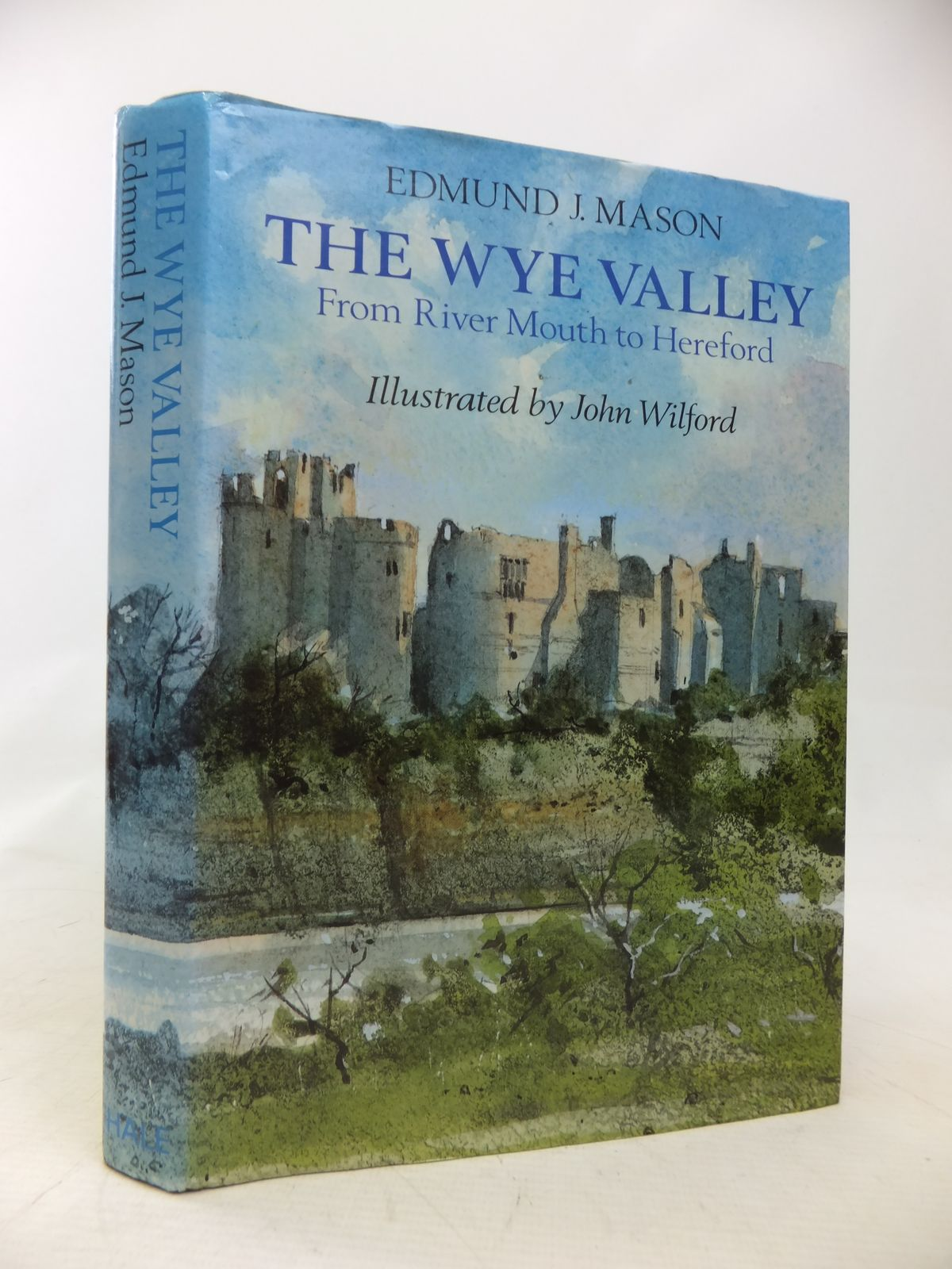 Photo of THE WYE VALLEY: FROM RIVER MOUTH TO HEREFORD written by Mason, Edmund J. illustrated by Wilford, John published by Robert Hale Limited (STOCK CODE: 1810080)  for sale by Stella & Rose's Books