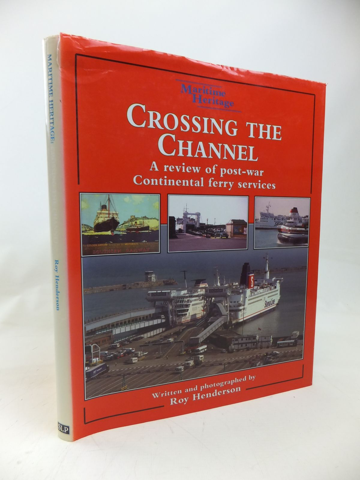 Photo of CROSSING THE CHANNEL A REVIEW OF POST-WAR CONTINENTAL FERRY SERVICES written by Henderson, Roy published by Silver Link Publishing (STOCK CODE: 1810115)  for sale by Stella & Rose's Books