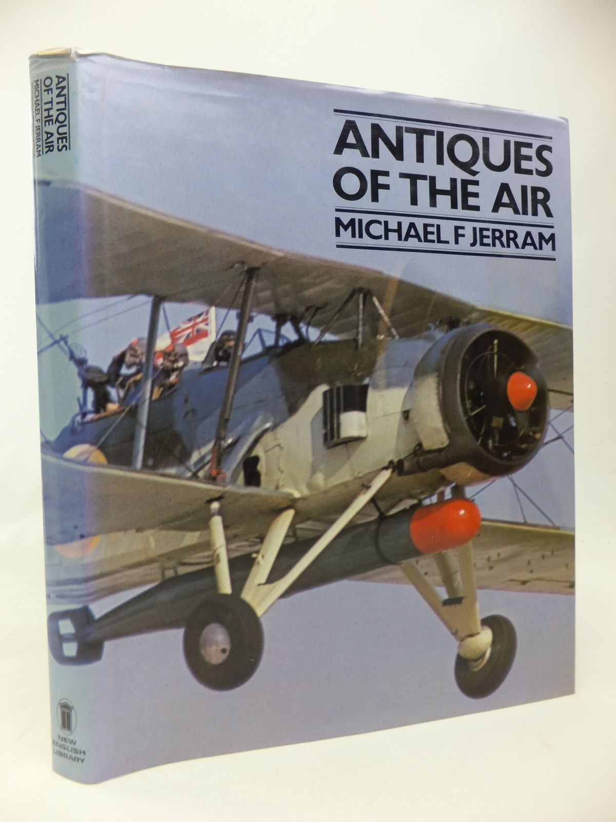 Photo of ANTIQUES OF THE AIR written by Jerram, Michael F. published by New English Library (STOCK CODE: 1810121)  for sale by Stella & Rose's Books