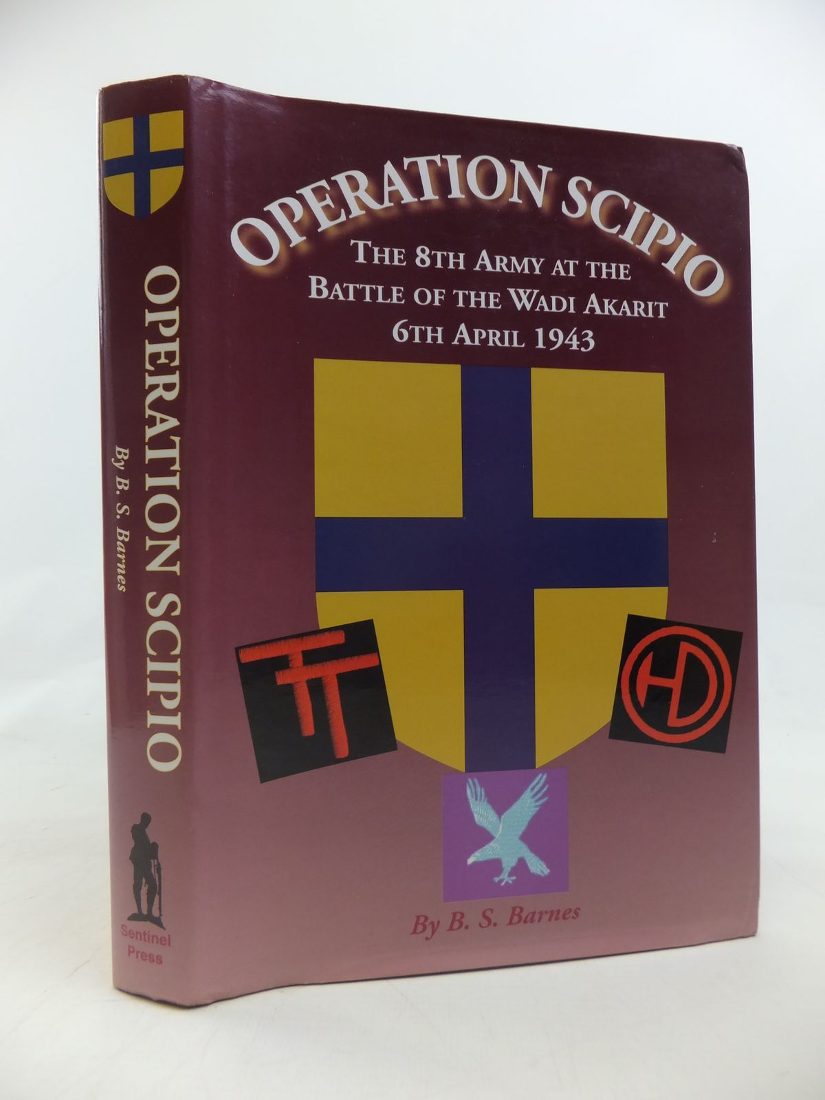 Photo of OPERATION SCIPIO written by Barnes, B.S. published by Sentinel Press (STOCK CODE: 1810198)  for sale by Stella & Rose's Books