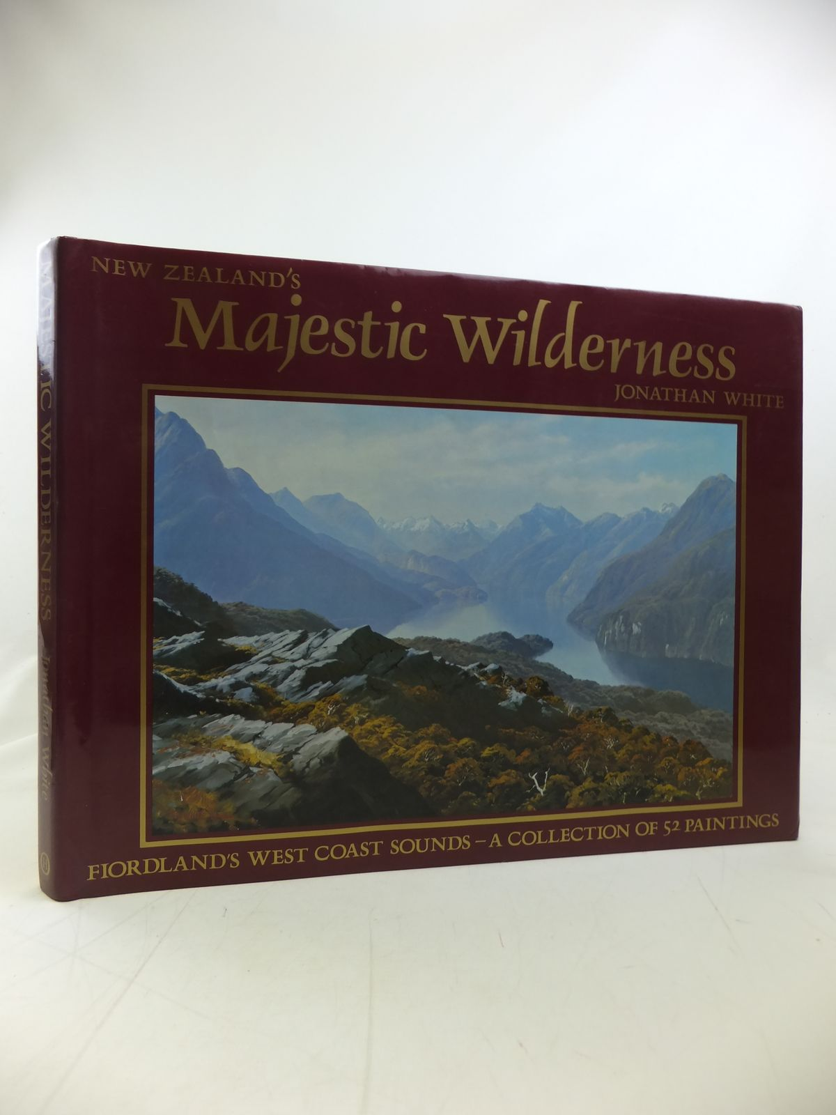 Photo of NEW ZEALAND'S MAJESTIC WILDERNESS written by Hall-Jones, John illustrated by White, Jonathan published by Orakau House (STOCK CODE: 1810245)  for sale by Stella & Rose's Books