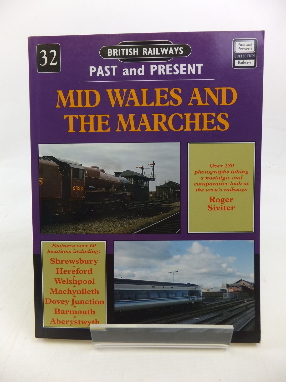 Photo of BRITISH RAILWAYS PAST AND PRESENT No. 32 MID WALES AND THE MARCHES written by Siviter, Roger published by Past and Present Publishing Ltd. (STOCK CODE: 1810247)  for sale by Stella & Rose's Books