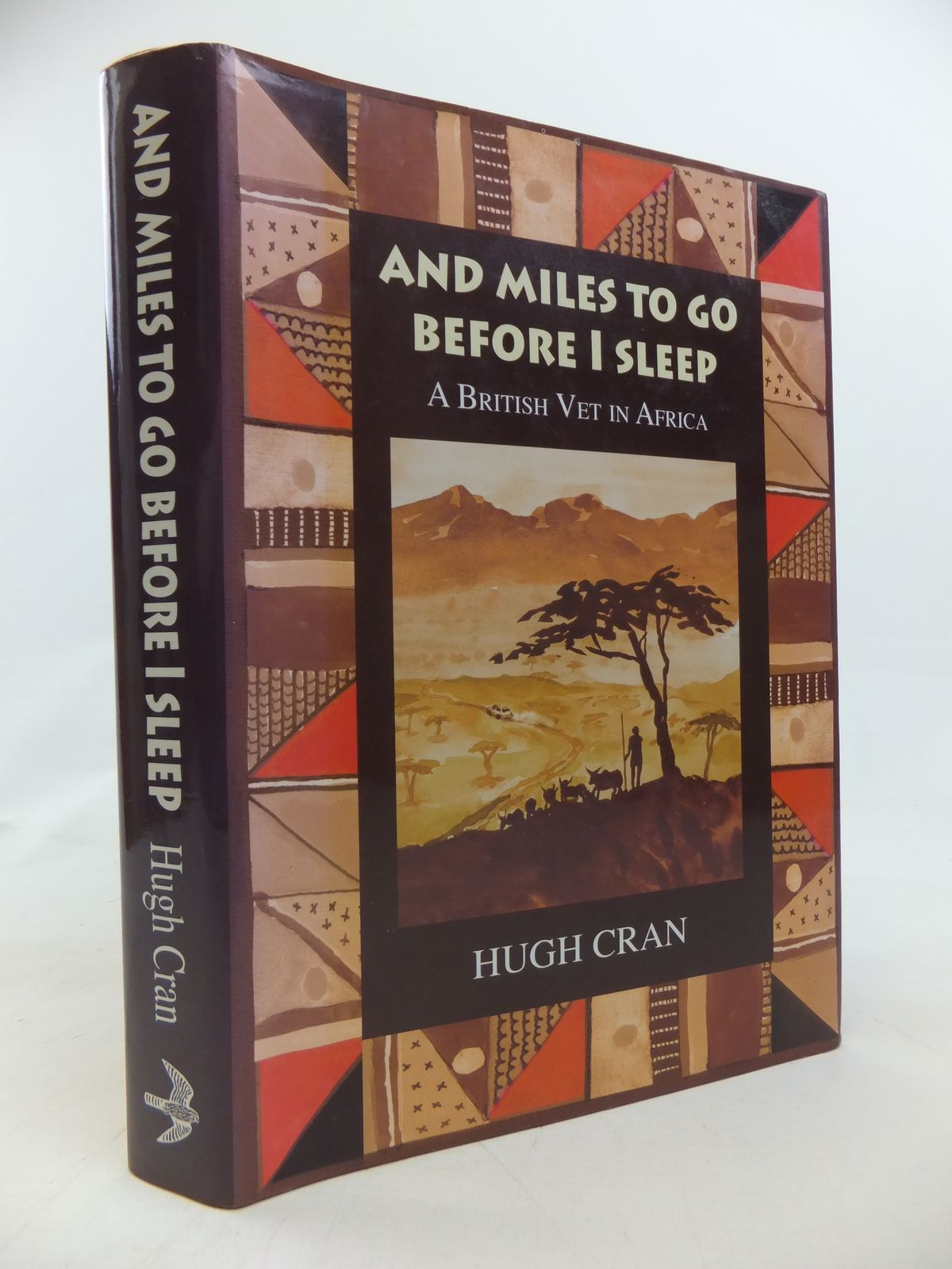 Photo of AND MILES TO GO BEFORE I SLEEP A BRITISH VET IN AFRICA written by Cran, Hugh published by Merlin Unwin Books (STOCK CODE: 1810285)  for sale by Stella & Rose's Books