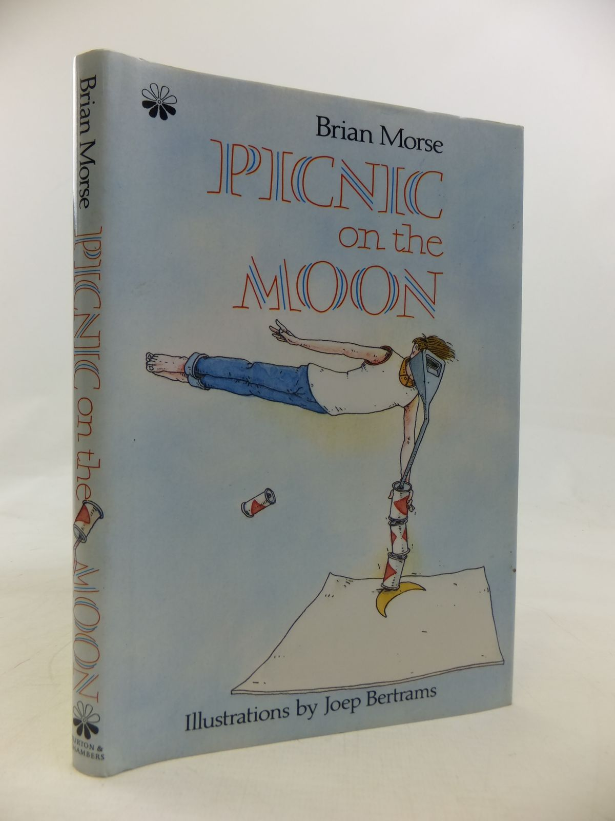 Photo of PICNIC ON THE MOON written by Morse, Brian illustrated by Bertrams, Joep published by Turton & Chambers (STOCK CODE: 1810305)  for sale by Stella & Rose's Books