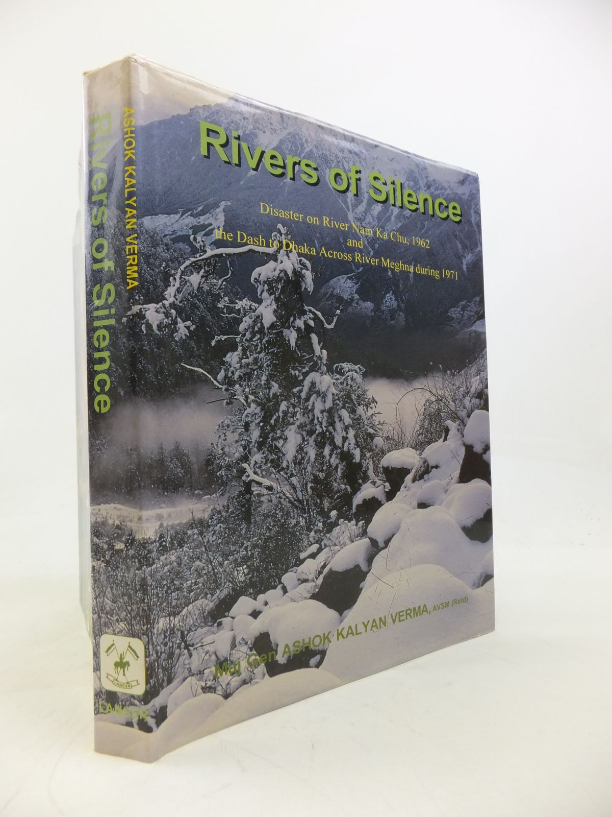 Photo of RIVERS OF SILENCE written by Verma, Ashok Kalyan published by Lancer Publishers & Distributors, Spantech & Lancer (STOCK CODE: 1810382)  for sale by Stella & Rose's Books