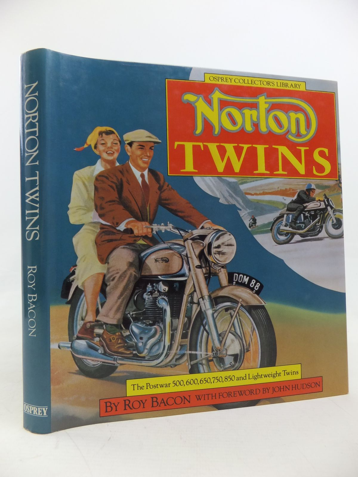 Photo of NORTON TWINS THE POSTWAR 500, 600, 650, 750, 850 AND LIGHTWEIGHT TWINS written by Bacon, Roy published by Osprey Publishing (STOCK CODE: 1810418)  for sale by Stella & Rose's Books