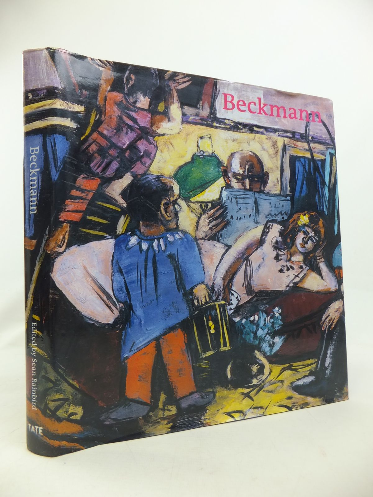 Photo of MAX BECKMANN written by Rainbird, Sean illustrated by Beckmann, Max published by Tate Publishing (STOCK CODE: 1810618)  for sale by Stella & Rose's Books