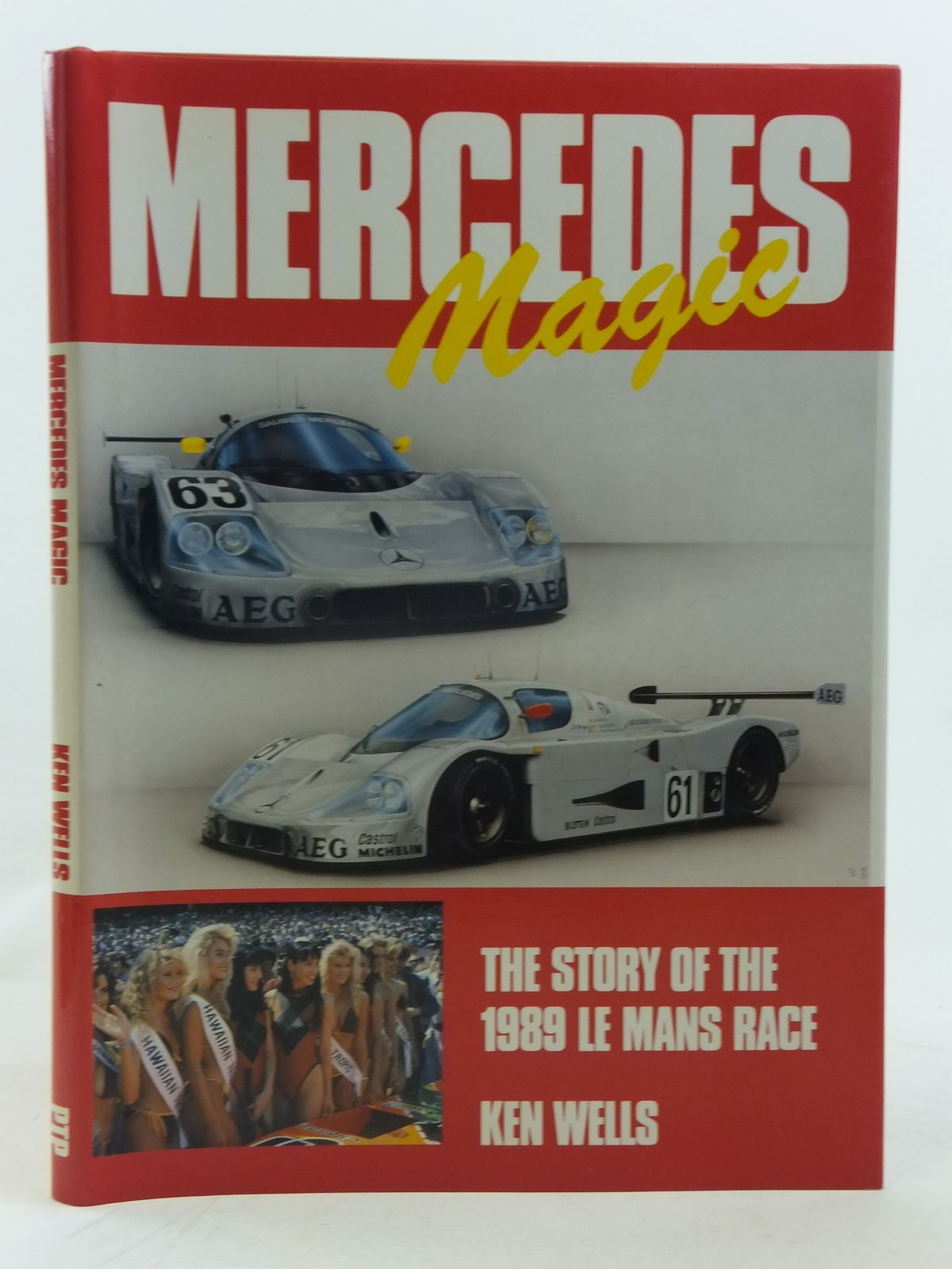 Photo of MERCEDES MAGIC written by Wells, Ken published by Prancing Tortoise Publications (STOCK CODE: 1810784)  for sale by Stella & Rose's Books