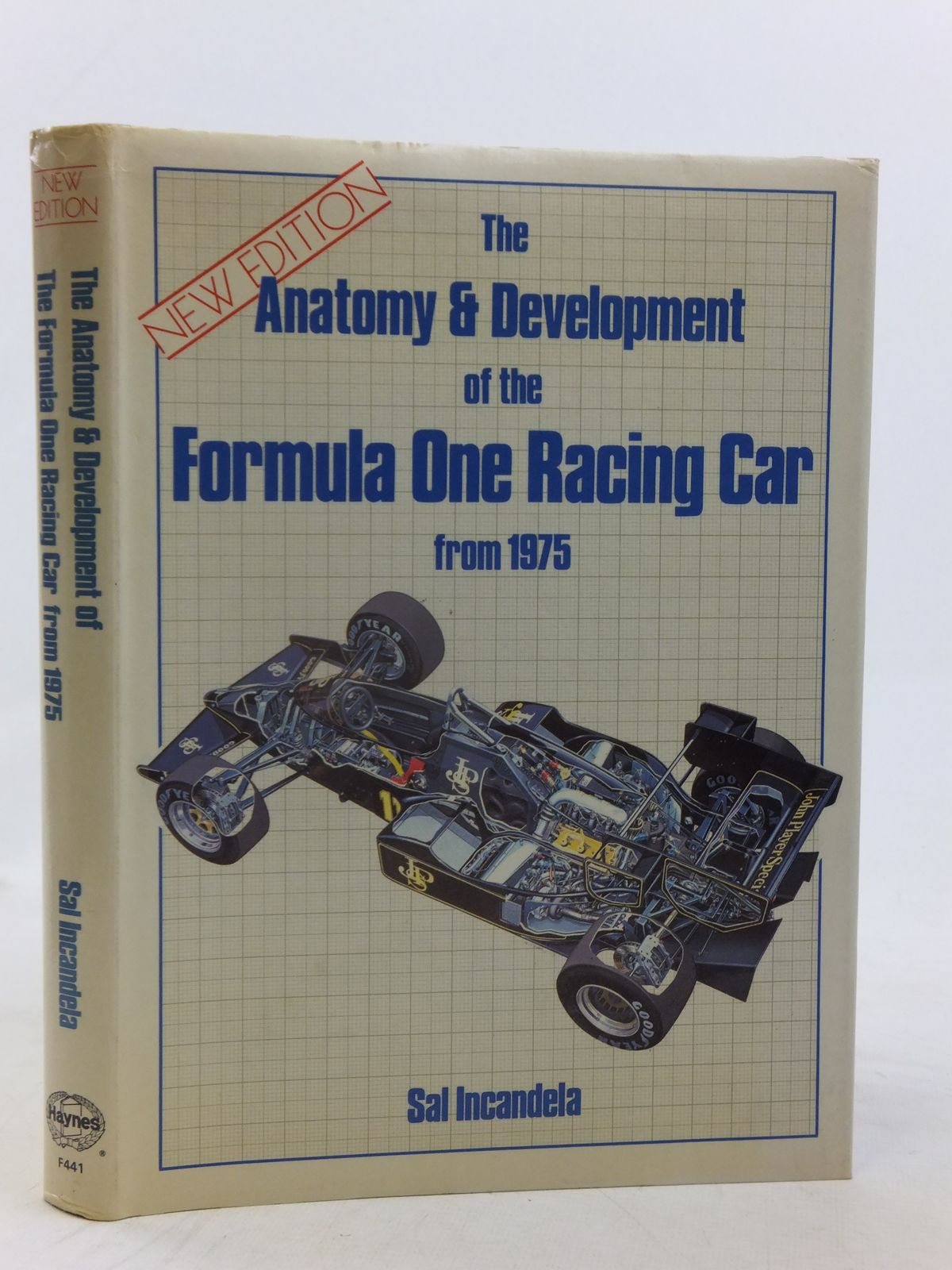 Photo of THE ANATOMY & DEVELOPMENT OF THE FORMULA ONE RACING CAR FROM 1975 written by Incandela, Sal published by Haynes Publishing Group (STOCK CODE: 1810801)  for sale by Stella & Rose's Books