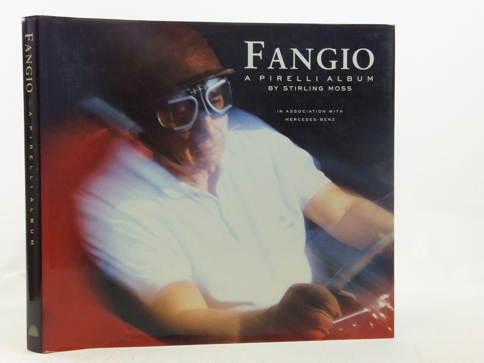 Photo of FANGIO A PIRELLI ALBUM written by Moss, Stirling published by Pavilion (STOCK CODE: 1810812)  for sale by Stella & Rose's Books