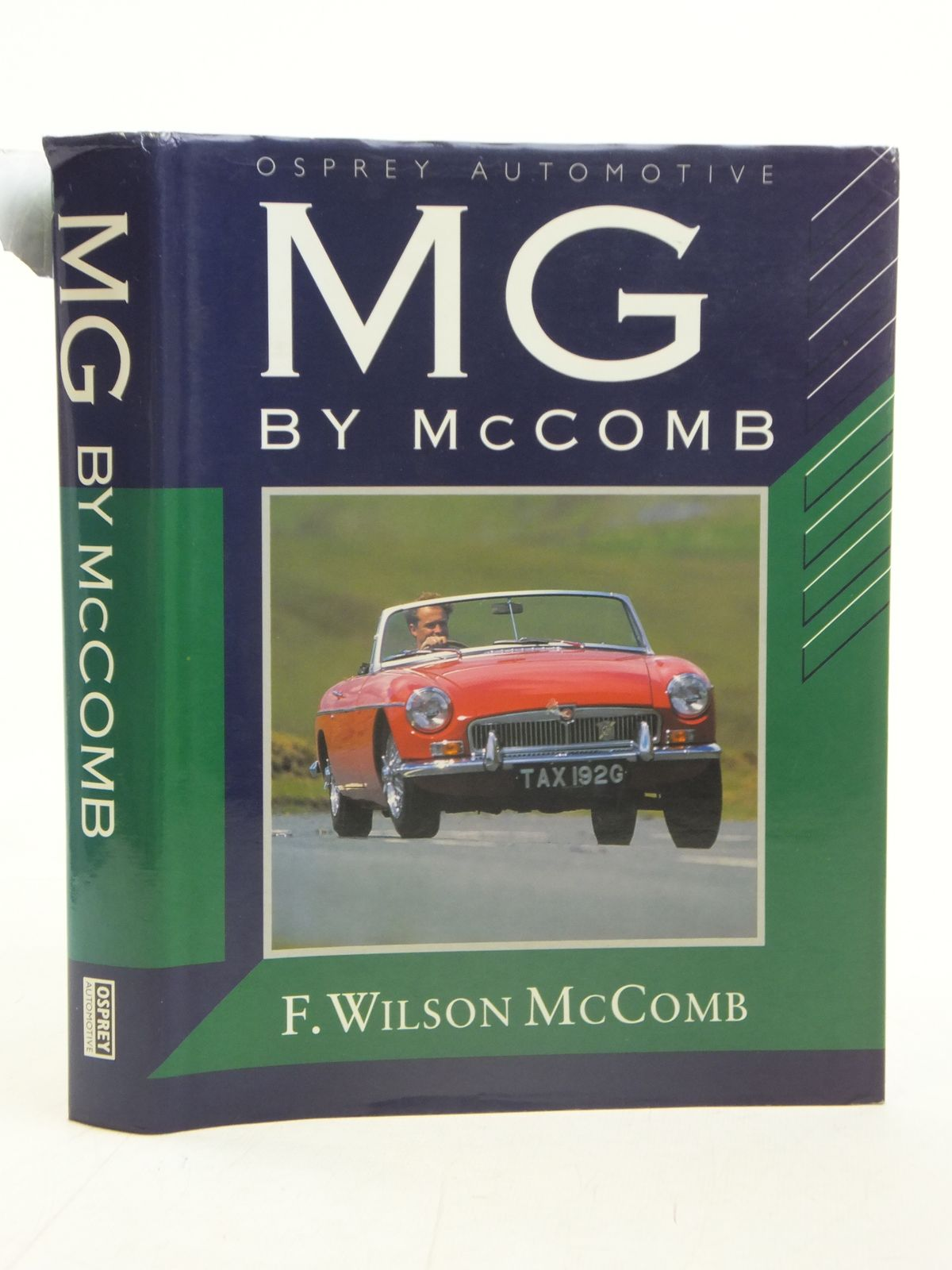 Photo of MG written by McComb, F. Wilson published by Osprey Publishing (STOCK CODE: 1810829)  for sale by Stella & Rose's Books