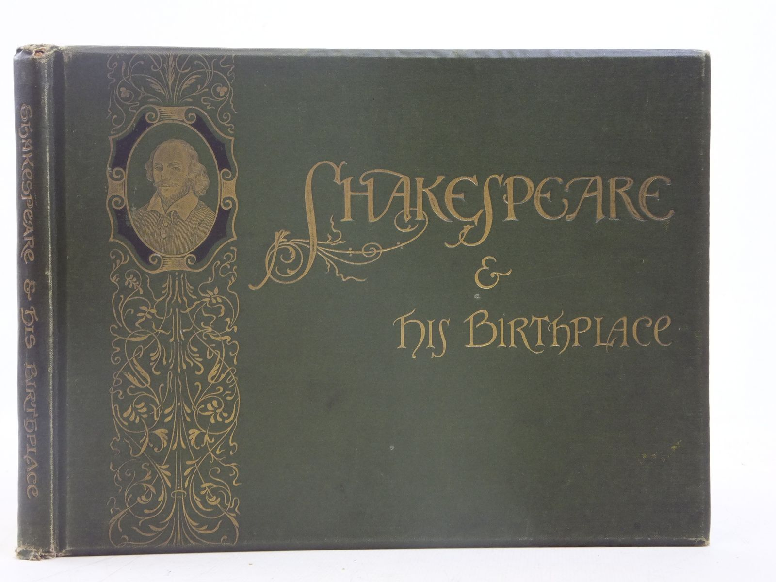 Photo of SHAKESPEARE AND HIS BIRTHPLACE written by Marshall, Emma published by Ernest Nister, E.P. Dutton & Co. (STOCK CODE: 1810858)  for sale by Stella & Rose's Books