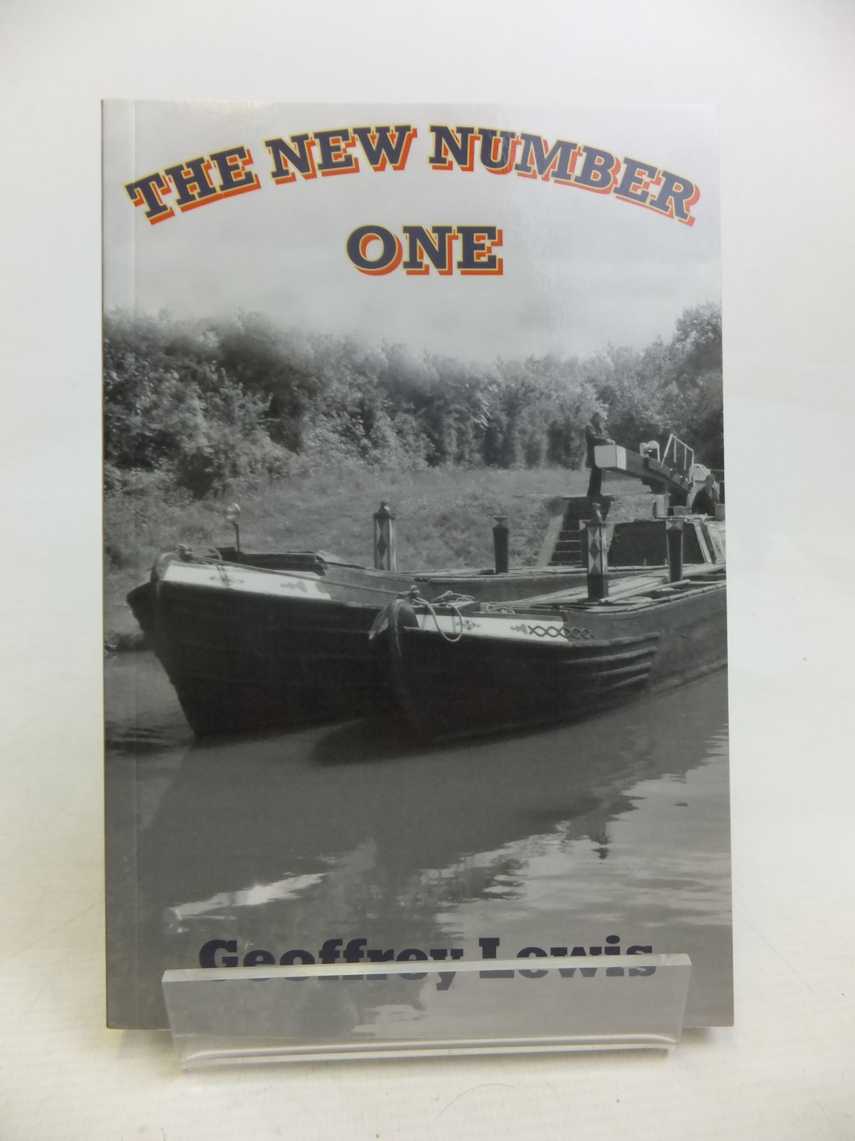 Photo of THE NEW NUMBER ONE written by Lewis, Geoffrey published by Sgm Publishing (STOCK CODE: 1810904)  for sale by Stella & Rose's Books