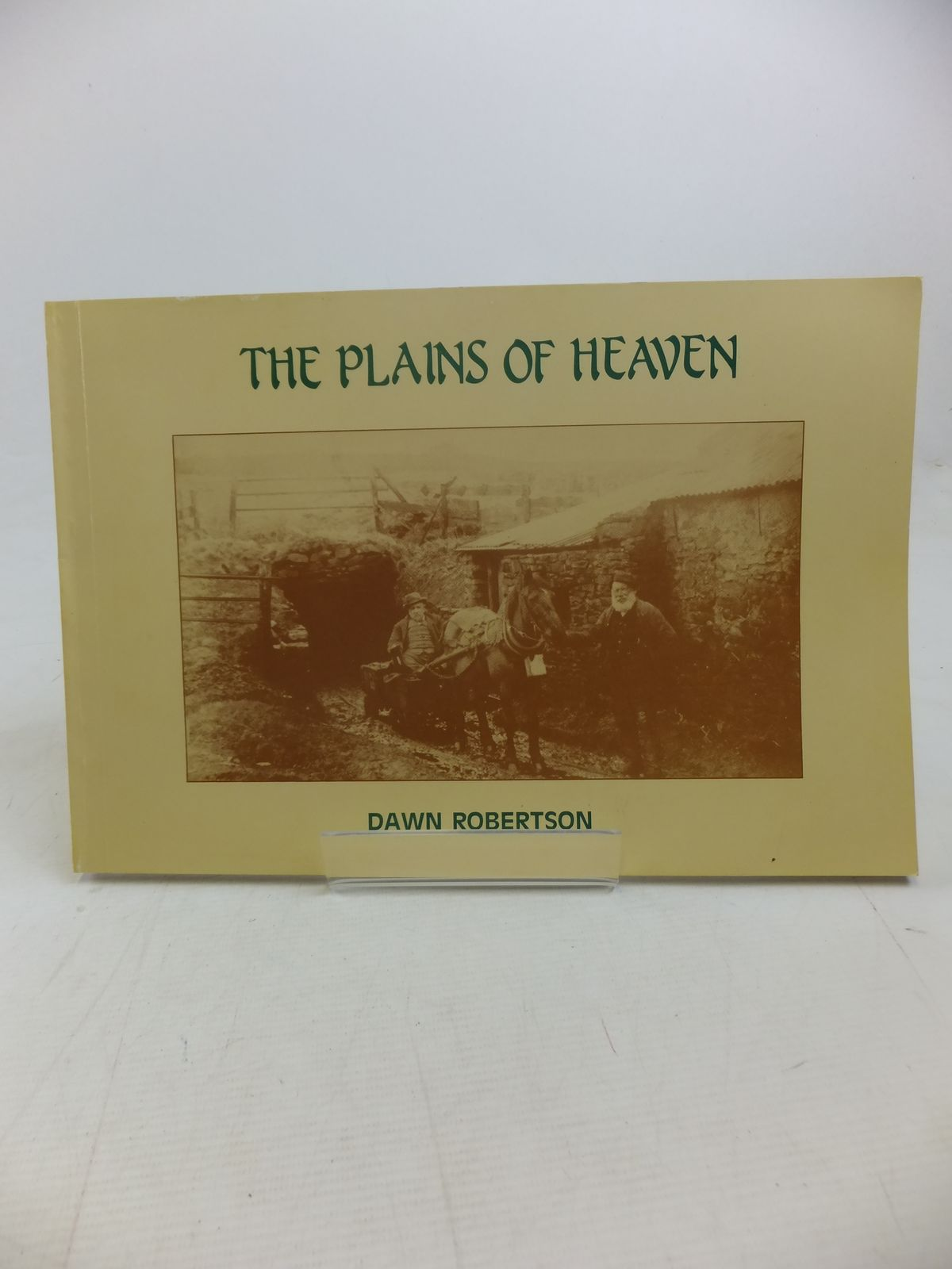 Photo of THE PLAINS OF HEAVEN written by Robertson, Dawn published by Casdec Ltd (STOCK CODE: 1810916)  for sale by Stella & Rose's Books