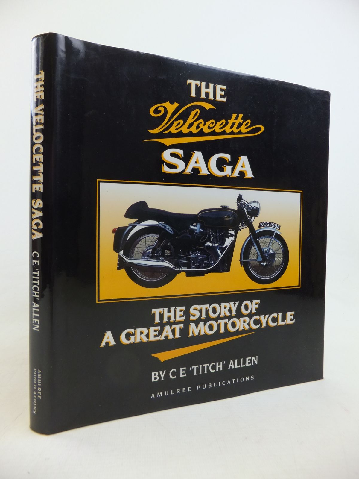 Photo of THE VELOCETTE SAGA written by Allen, C.E. published by Amulree Publications (STOCK CODE: 1810927)  for sale by Stella & Rose's Books