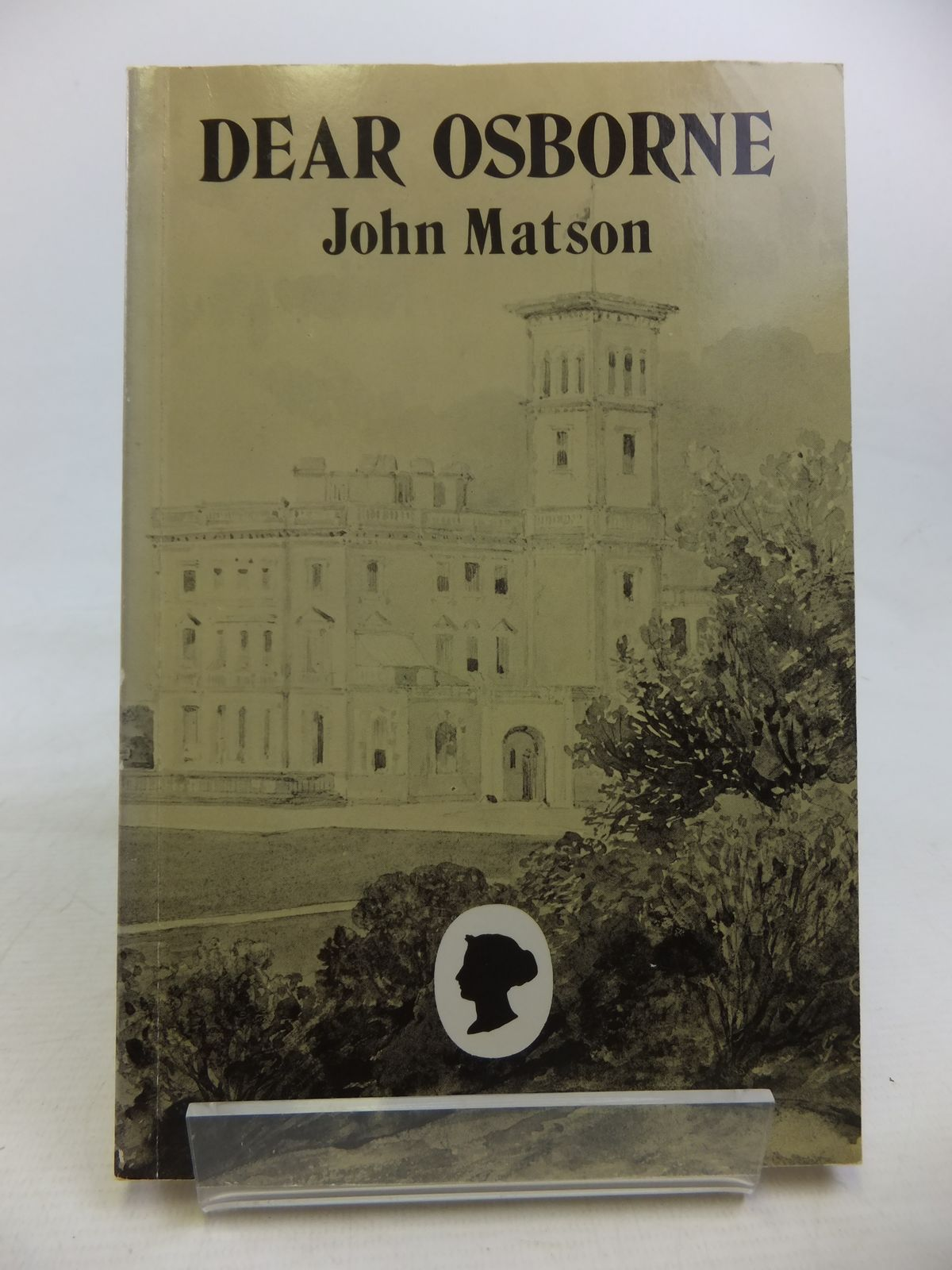 Photo of DEAR OSBORNE written by Matson, John published by Hamish Hamilton Ltd (STOCK CODE: 1810945)  for sale by Stella & Rose's Books