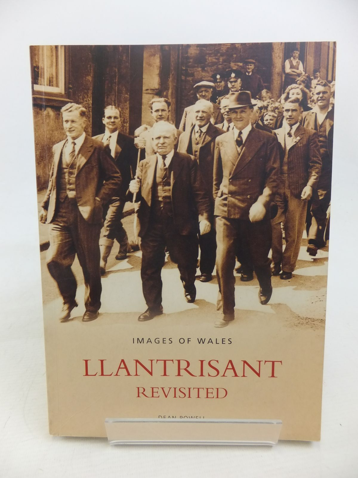 Photo of LLANTRISANT REVISITED written by Powell, Dean published by Tempus (STOCK CODE: 1811016)  for sale by Stella & Rose's Books