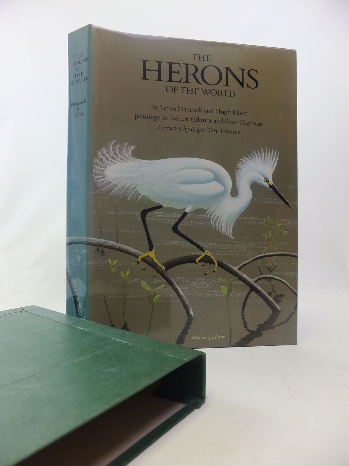 Photo of THE HERONS OF THE WORLD written by Hancock, James<br />Elliott, Hugh illustrated by Gillmor, Robert<br />Hayman, Peter published by London Editions (STOCK CODE: 1811049)  for sale by Stella & Rose's Books