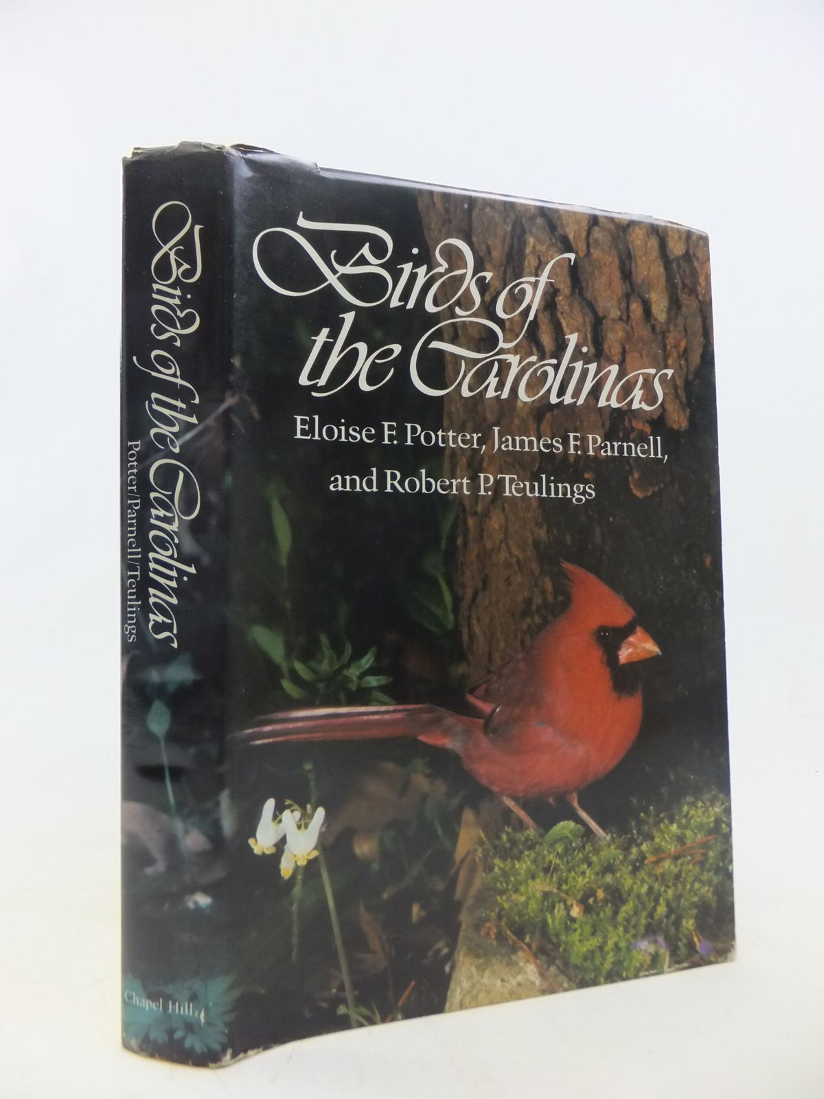 Photo of BIRDS OF THE CAROLINAS written by Potter, Eloise F.<br />Parnell, James F.<br />Teulings, Robert P. published by University Of North Carolina Press (STOCK CODE: 1811127)  for sale by Stella & Rose's Books