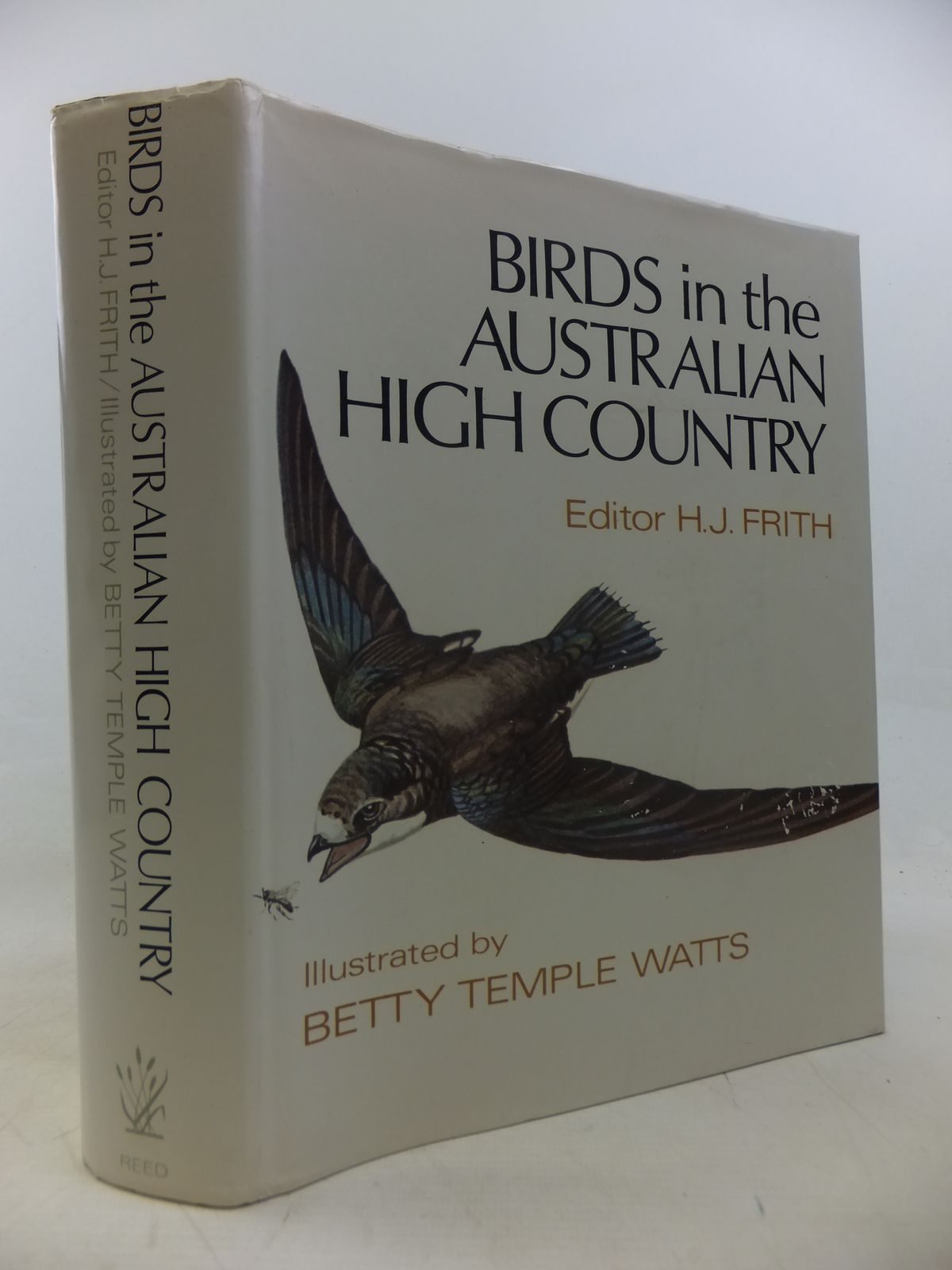 Photo of BIRDS IN THE AUSTRALIAN HIGH COUNTRY written by Frith, H.J. illustrated by Watts, Betty Temple published by A.H. & A.W. Reed (STOCK CODE: 1811148)  for sale by Stella & Rose's Books