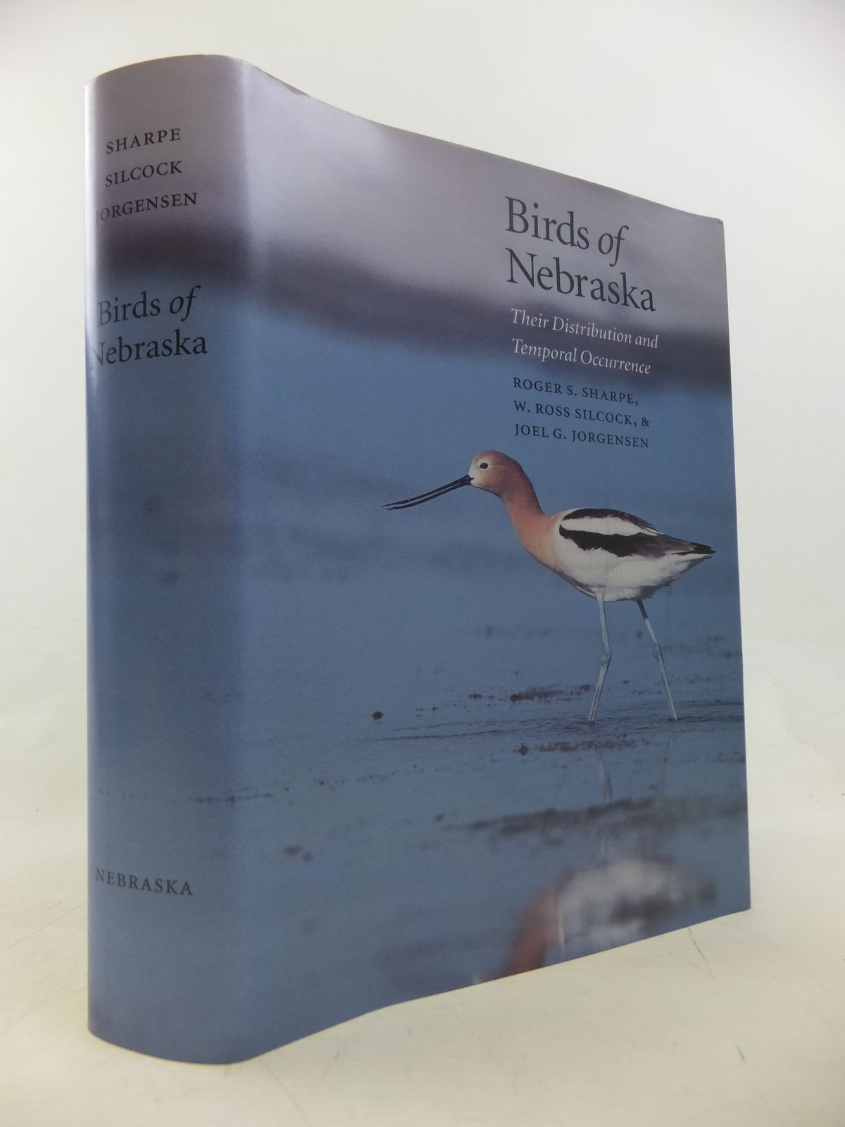 Photo of BIRDS OF NEBRASKA THEIR DISTRIBUTION & TEMPORAL OCCURRENCE written by Sharpe, Roger S.<br />Silcock, W. Ross<br />Jorgensen, Joel G. published by Univeristy Of Nebraska Press (STOCK CODE: 1811150)  for sale by Stella & Rose's Books