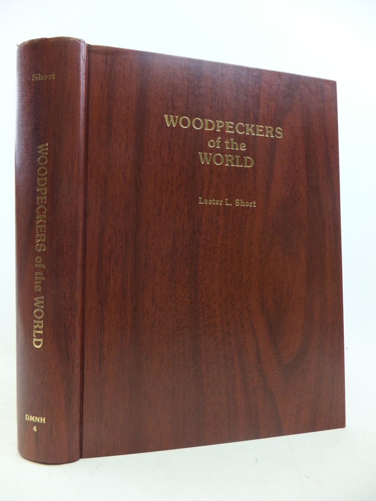 Photo of WOODPECKERS OF THE WORLD written by Short, Lester L. illustrated by Sandstrom, George published by Delaware Museum Of Natural History (STOCK CODE: 1811159)  for sale by Stella & Rose's Books