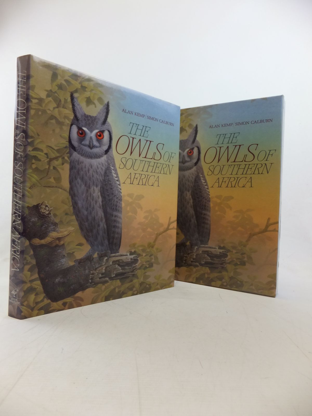 Photo of THE OWLS OF SOUTHERN AFRICA written by Kemp, Alan illustrated by Calburn, Simon published by Struik (STOCK CODE: 1811188)  for sale by Stella & Rose's Books