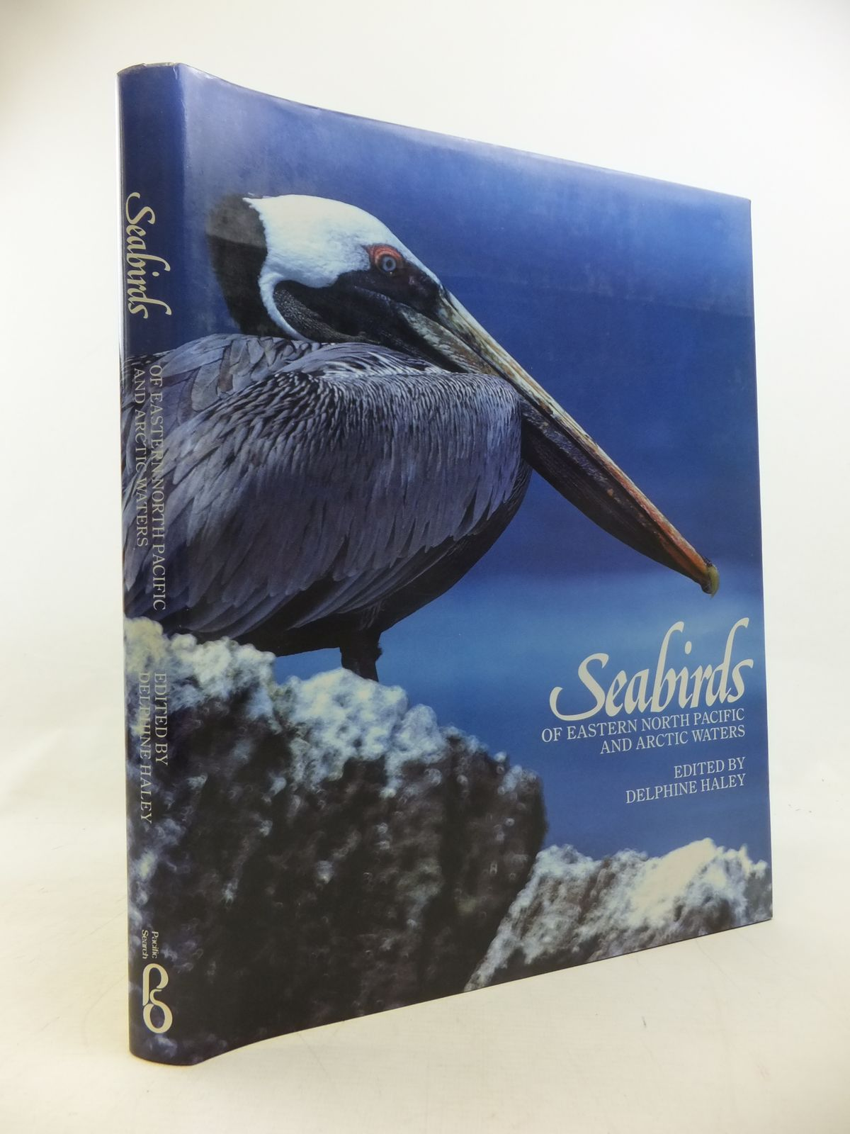 Photo of SEABIRDS OF EASTERN NORTH PACIFIC AND ARCTIC WATERS written by Haley, Delphine published by Pacific Search Press (STOCK CODE: 1811192)  for sale by Stella & Rose's Books