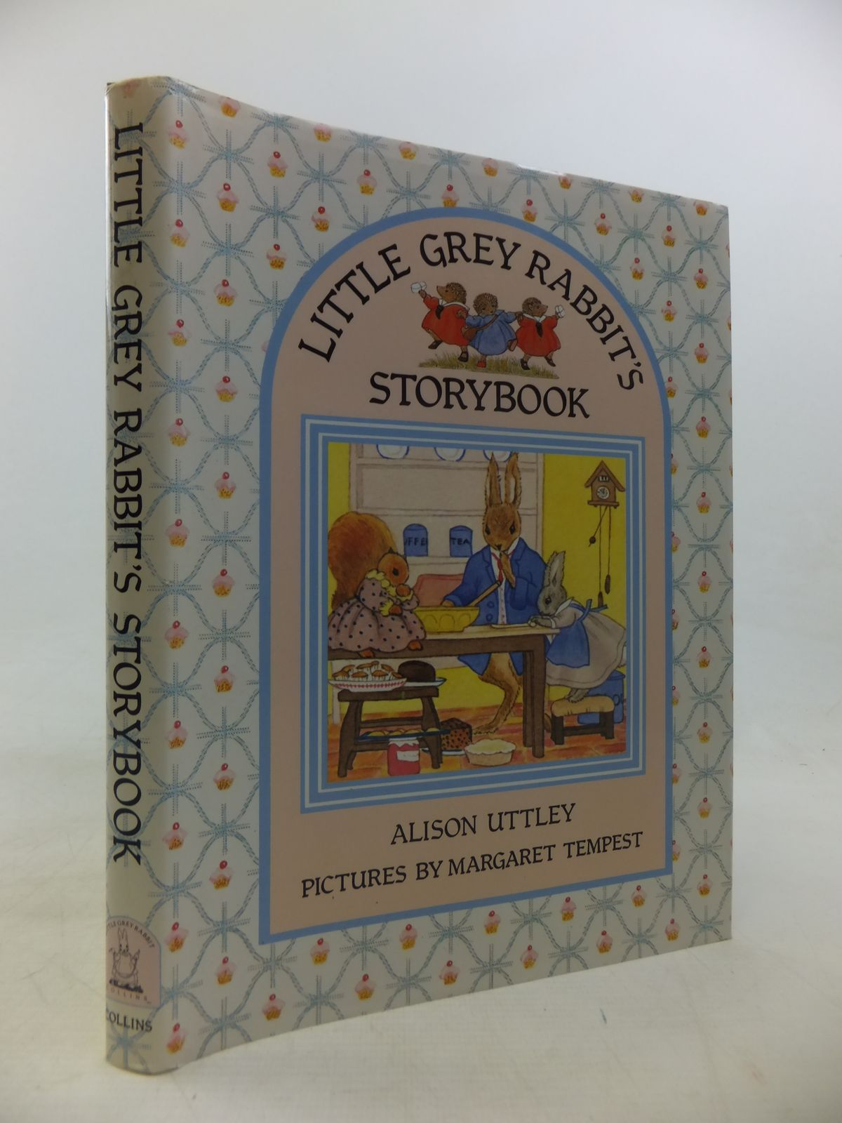 Photo of LITTLE GREY RABBIT'S STORYBOOK written by Uttley, Alison illustrated by Tempest, Margaret published by Collins (STOCK CODE: 1811231)  for sale by Stella & Rose's Books