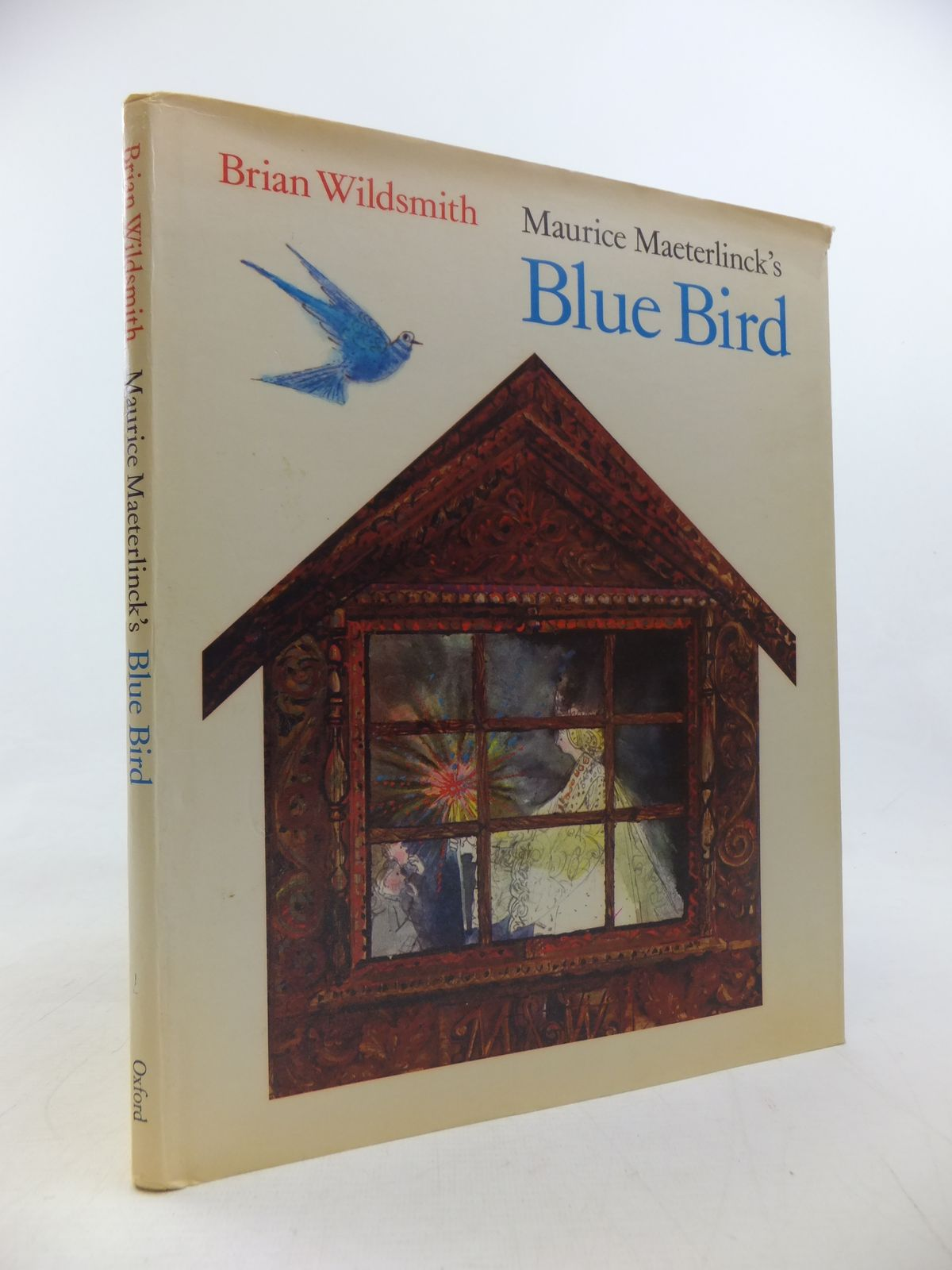 Photo of BLUE BIRD written by Maeterlinck, Maurice<br />Wildsmith, Brian illustrated by Wildsmith, Brian published by Oxford University Press (STOCK CODE: 1811237)  for sale by Stella & Rose's Books