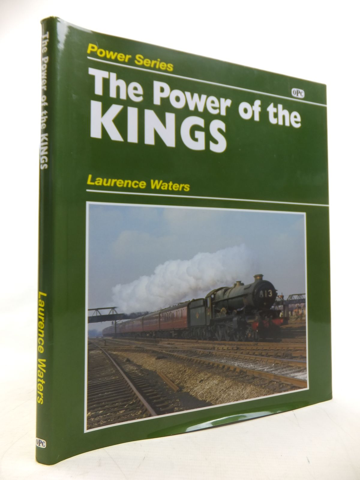 Photo of THE POWER OF THE KINGS written by Waters, Laurence published by Oxford Publishing Co (STOCK CODE: 1811279)  for sale by Stella & Rose's Books