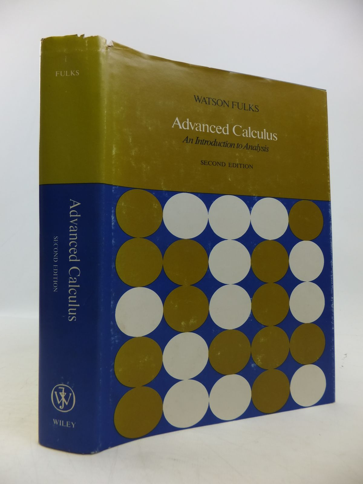 Photo of ADVANCED CALCULUS written by Fulks, Watson published by John Wiley & Sons (STOCK CODE: 1811340)  for sale by Stella & Rose's Books