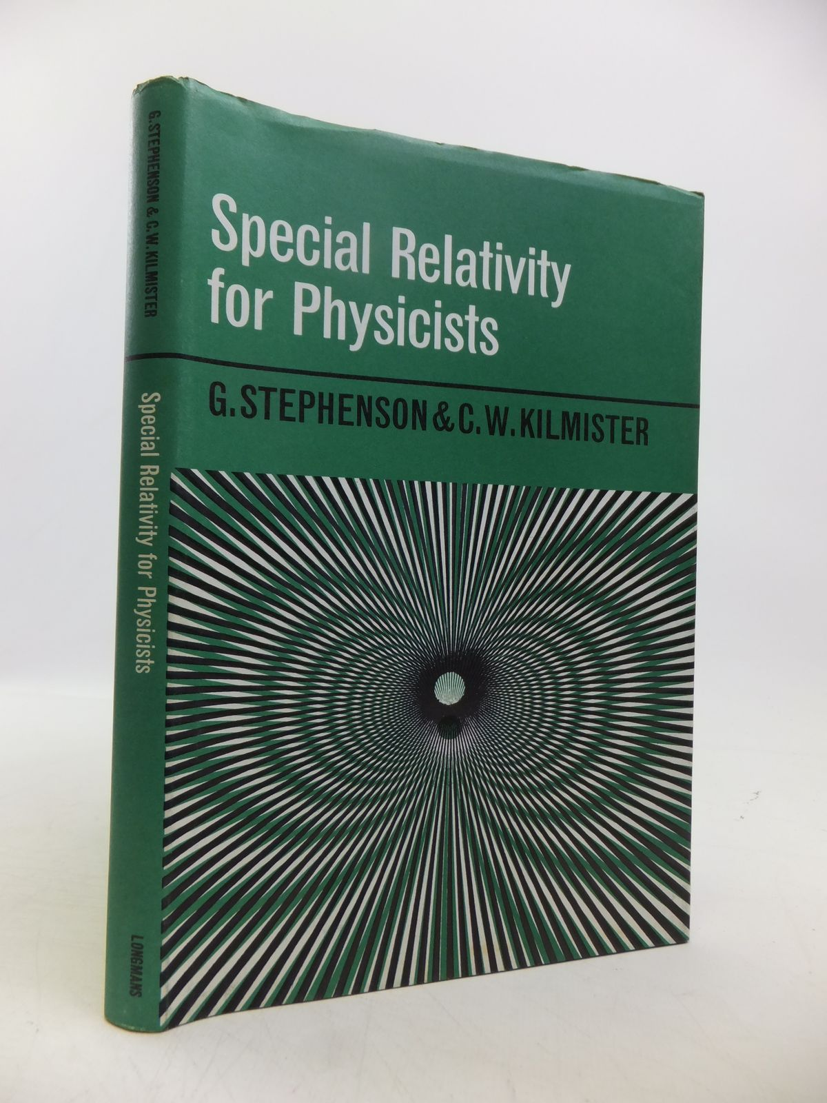 Photo of SPECIAL RELATIVITY FOR PHYSICISTS