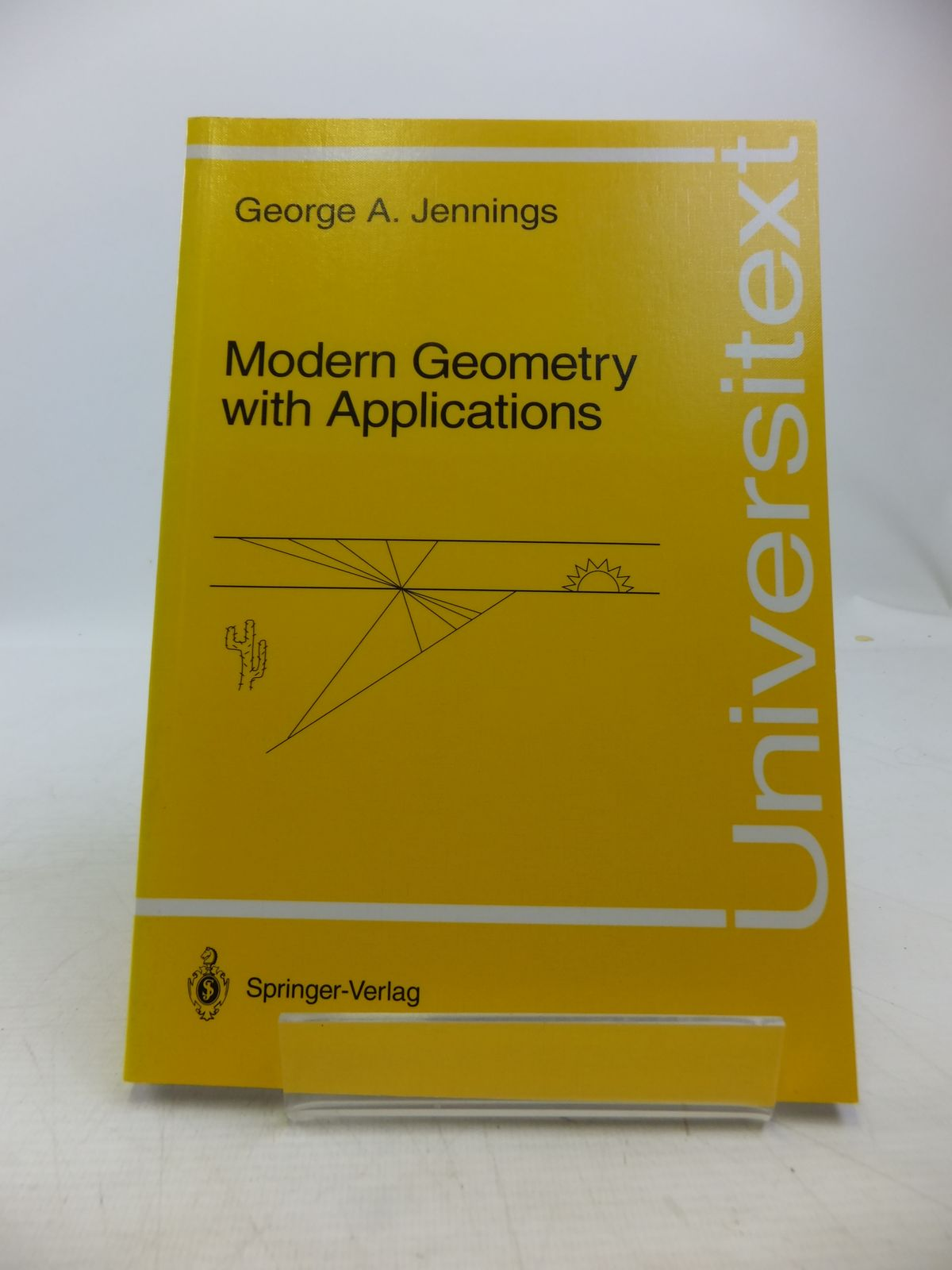 Photo of MODERN GEOMETRY WITH APPLICATIONS