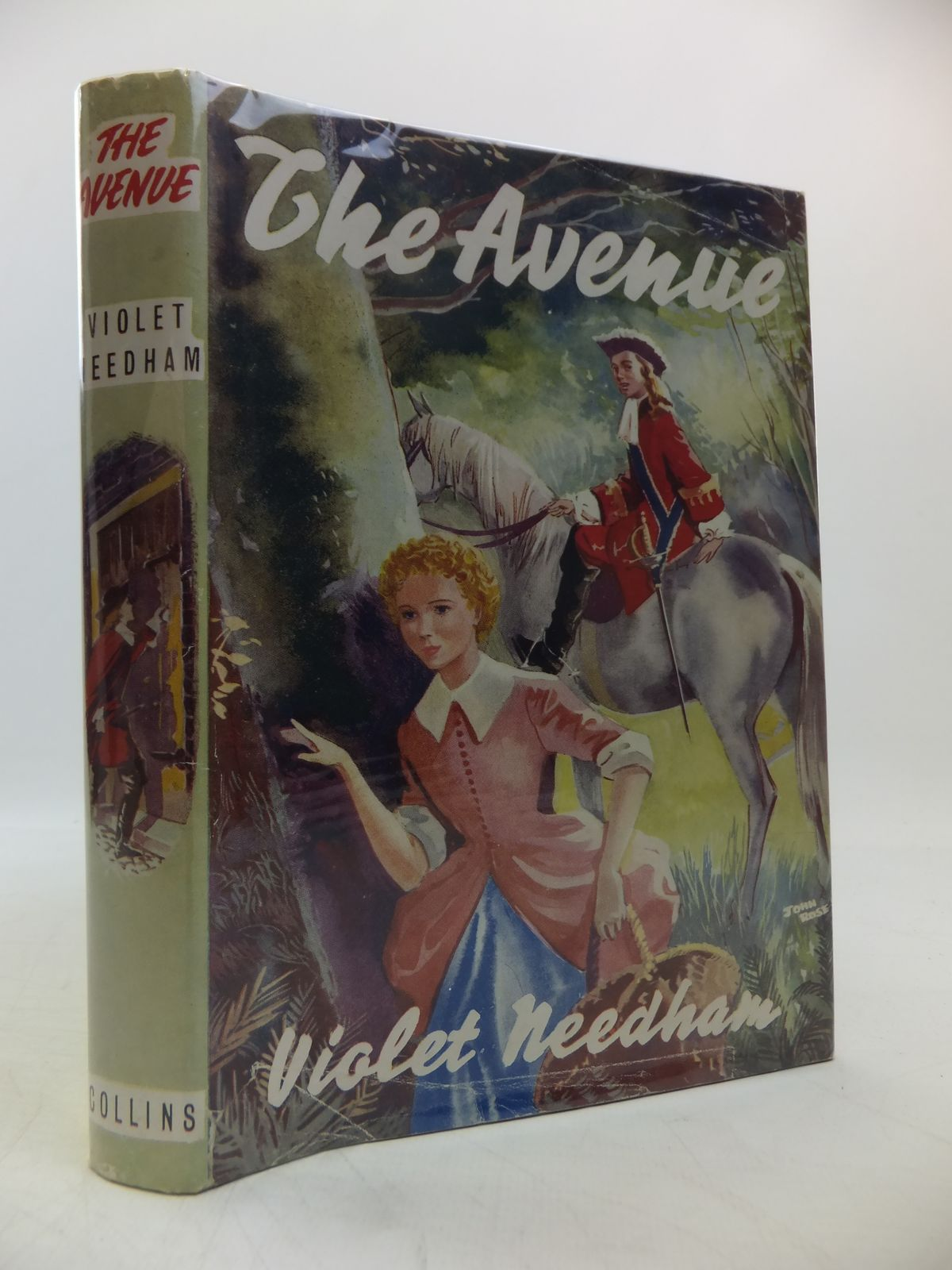 Photo of THE AVENUE written by Needham, Violet illustrated by Bruce, Joyce published by Collins (STOCK CODE: 1811394)  for sale by Stella & Rose's Books