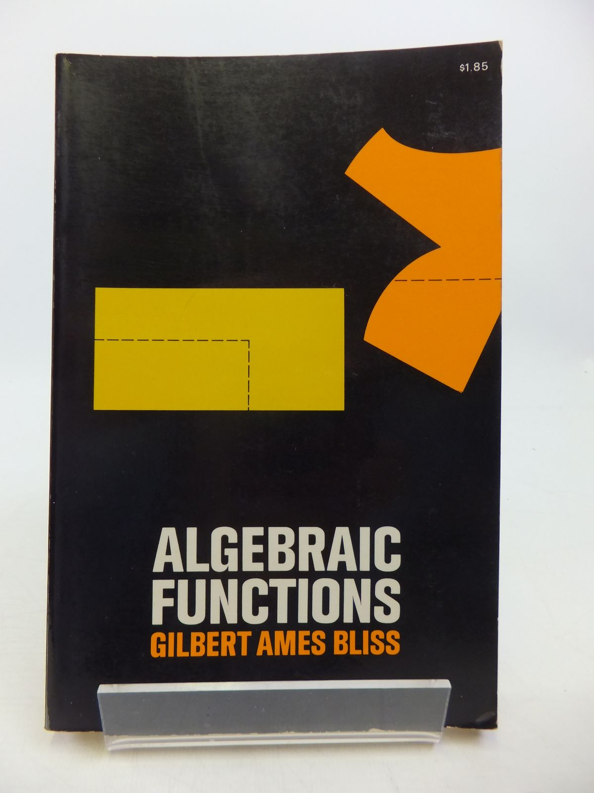 Photo of ALGEBRAIC FUNCTIONS written by Ames, Gilbert published by Dover Publications Inc. (STOCK CODE: 1811429)  for sale by Stella & Rose's Books