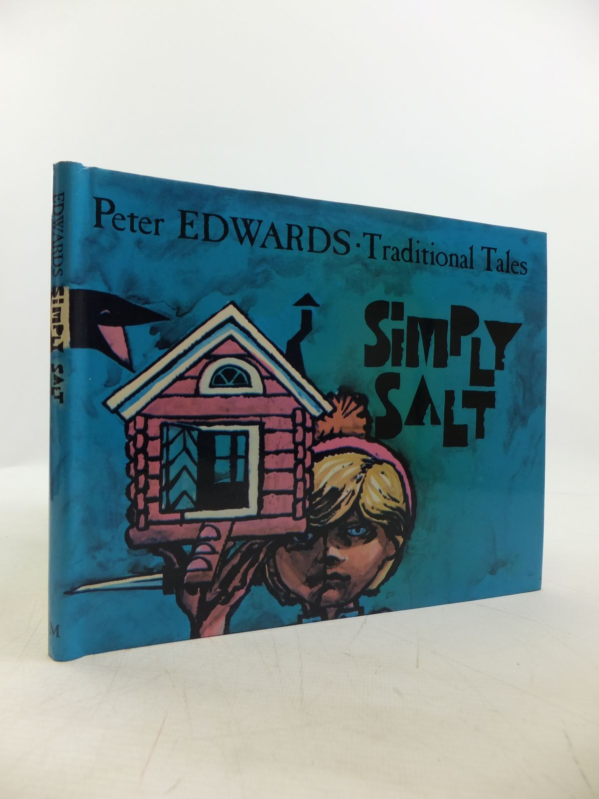 Photo of SIMPLY SALT written by Edwards, Peter illustrated by Edwards, Peter published by MacMillan (STOCK CODE: 1811476)  for sale by Stella & Rose's Books