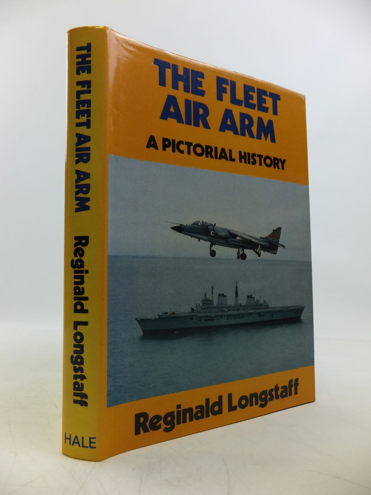 Photo of THE FLEET AIR ARM A PICTORIAL HISTORY written by Longstaff, Reginald published by Robert Hale Limited (STOCK CODE: 1811495)  for sale by Stella & Rose's Books