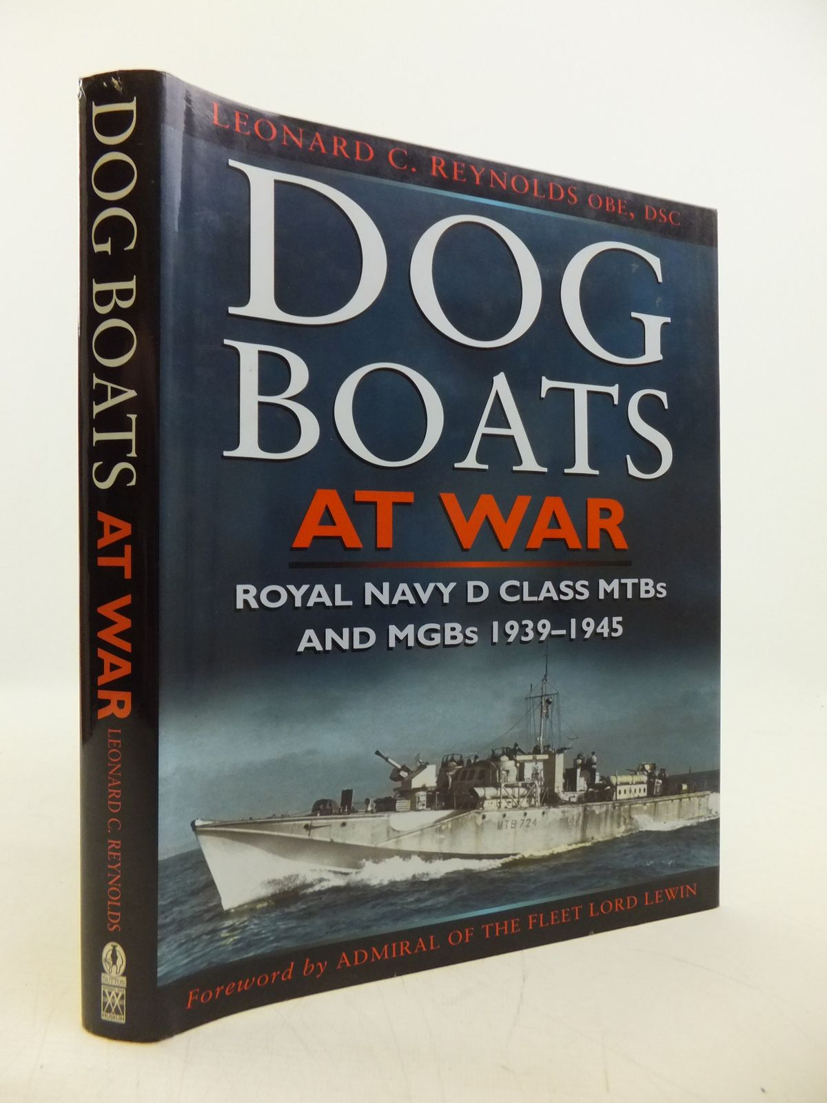 Photo of DOG BOATS AT WAR written by Reynolds, L.C. published by Sutton Publishing, Imperial War Museum (STOCK CODE: 1811532)  for sale by Stella & Rose's Books