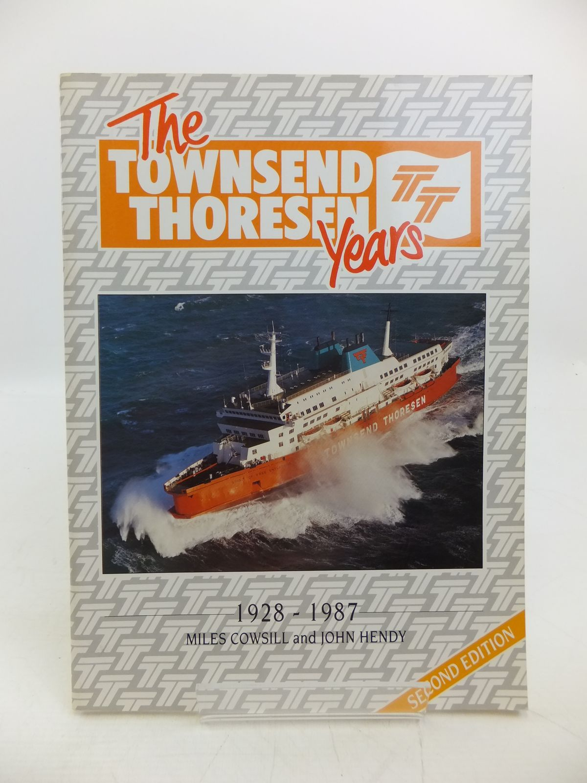 Photo of THE TOWNSEND THORESEN YEARS written by Cowsill, Miles<br />Hendy, John published by Ferry Publications (STOCK CODE: 1811574)  for sale by Stella & Rose's Books