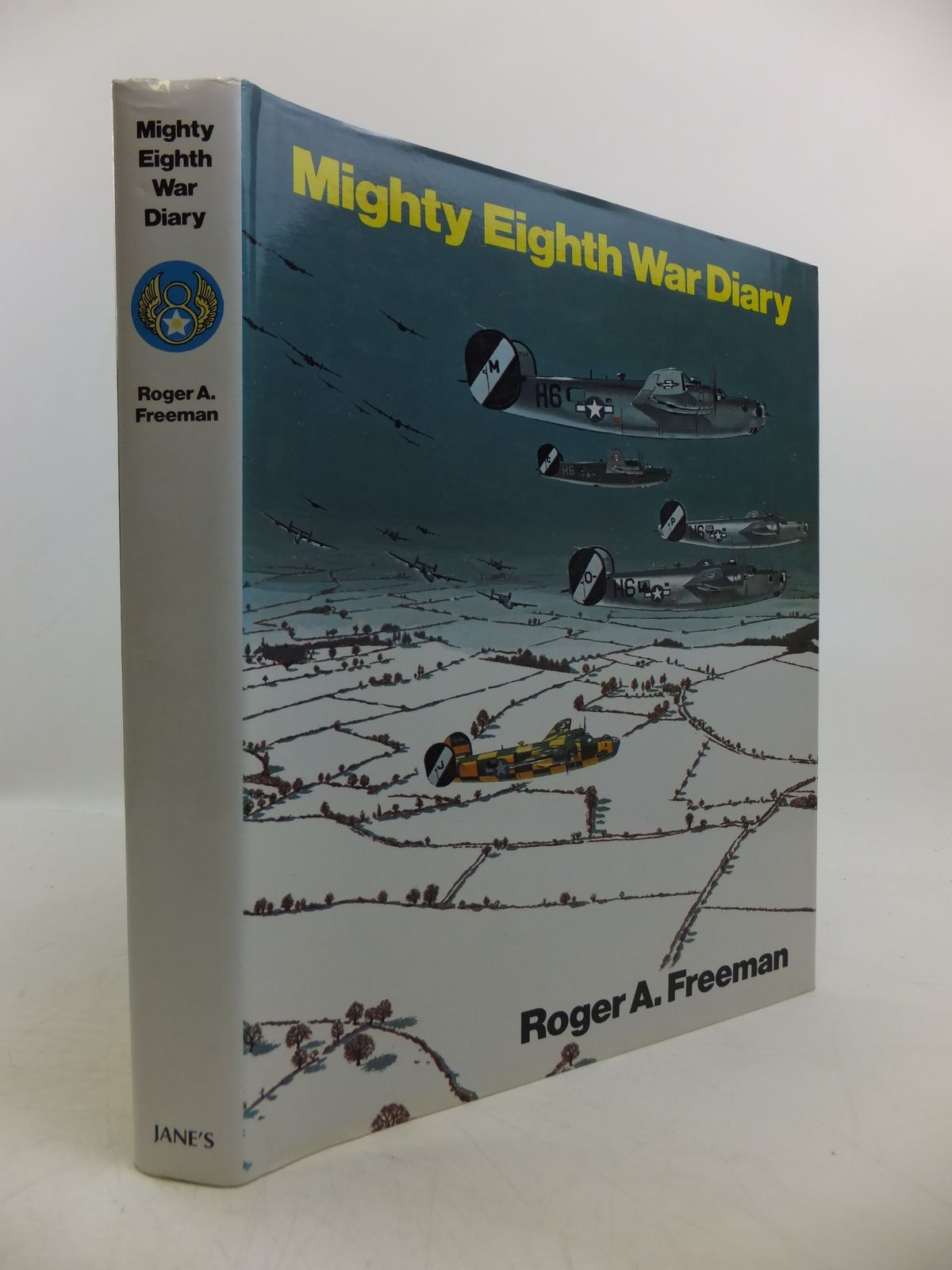 Photo of MIGHTY EIGHTH WAR DIARY written by Freeman, Roger A. published by Jane's Publishing Company (STOCK CODE: 1811582)  for sale by Stella & Rose's Books