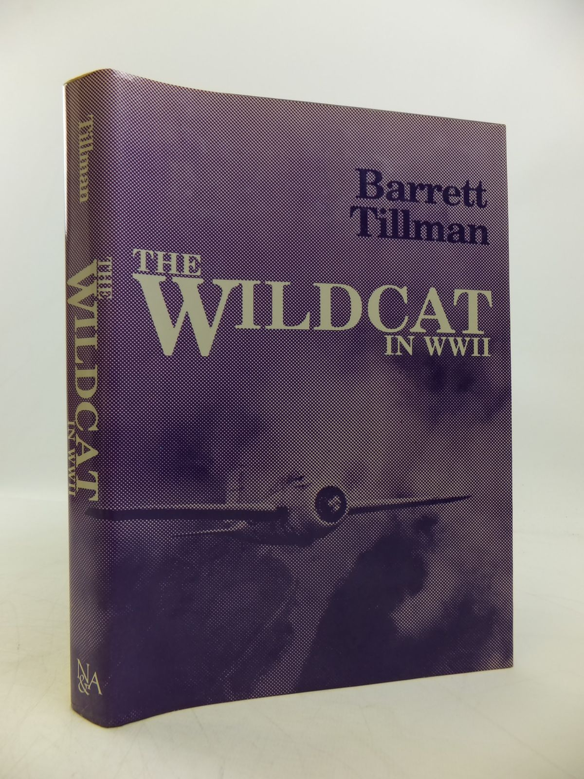 Photo of THE WILDCAT IN WWII written by Tillmann, Barrett published by Nautical & Aviation Publishing Company Of America (STOCK CODE: 1811643)  for sale by Stella & Rose's Books
