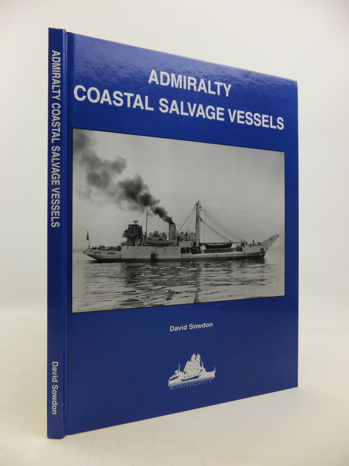 Photo of ADMIRALTY COASTAL SALVAGE VESSELS written by Sowdon, David published by World Ship Society (STOCK CODE: 1811680)  for sale by Stella & Rose's Books