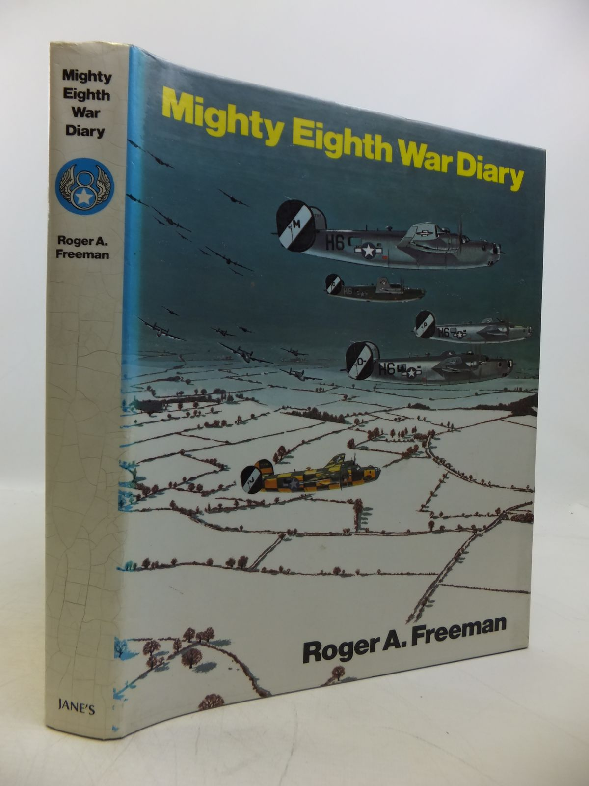 Photo of MIGHTY EIGHTH WAR DIARY written by Freeman, Roger A. published by Jane's Publishing Company (STOCK CODE: 1811706)  for sale by Stella & Rose's Books